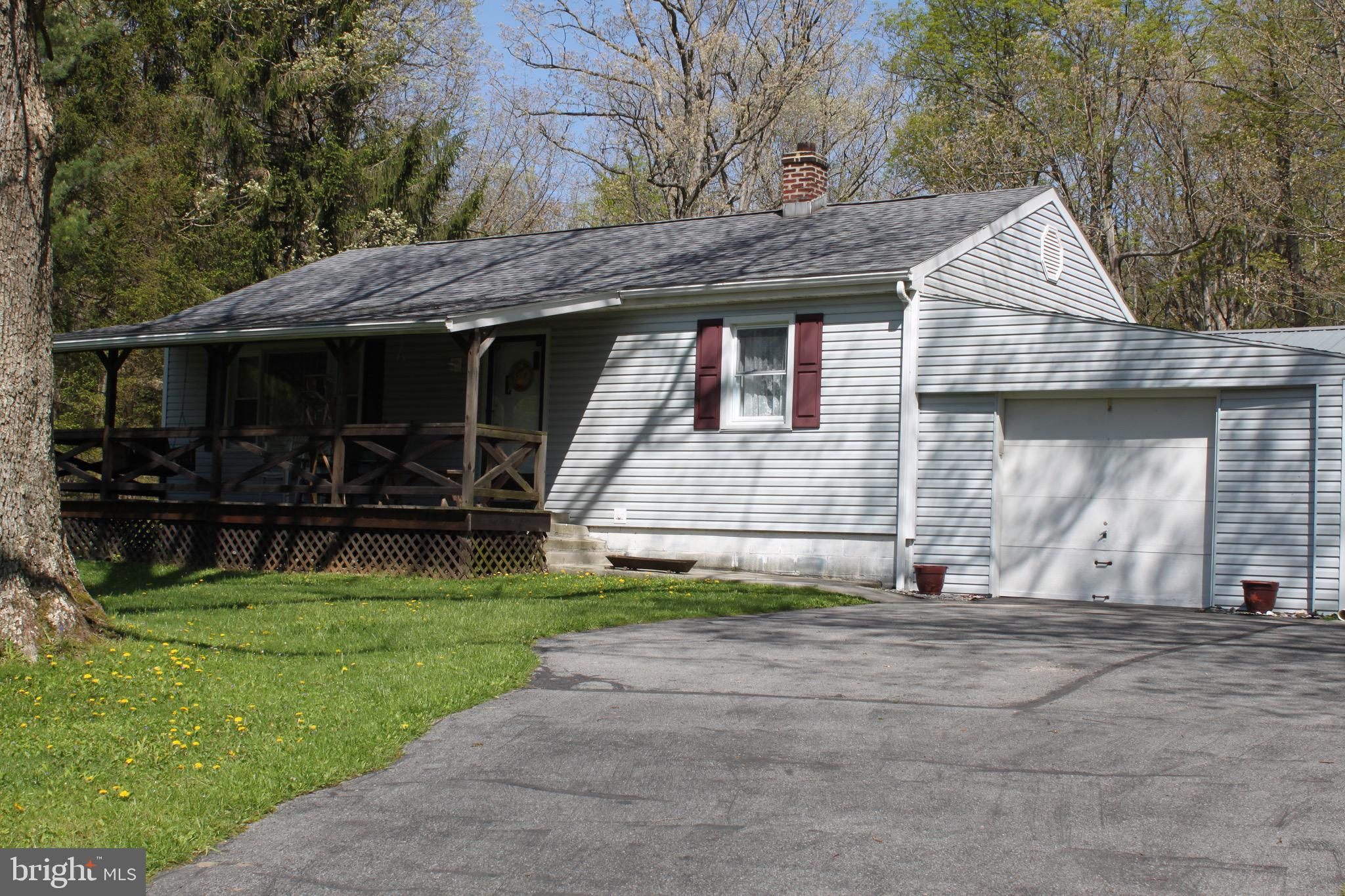 20732 EAGLE FOUNDRY ROAD, BROAD TOP, PA 16621