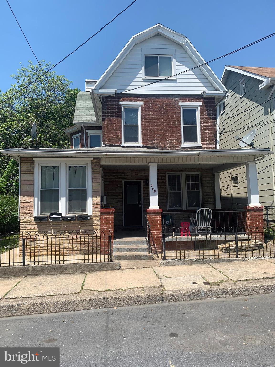 249 LINCOLN STREET, STEELTON, PA 17113