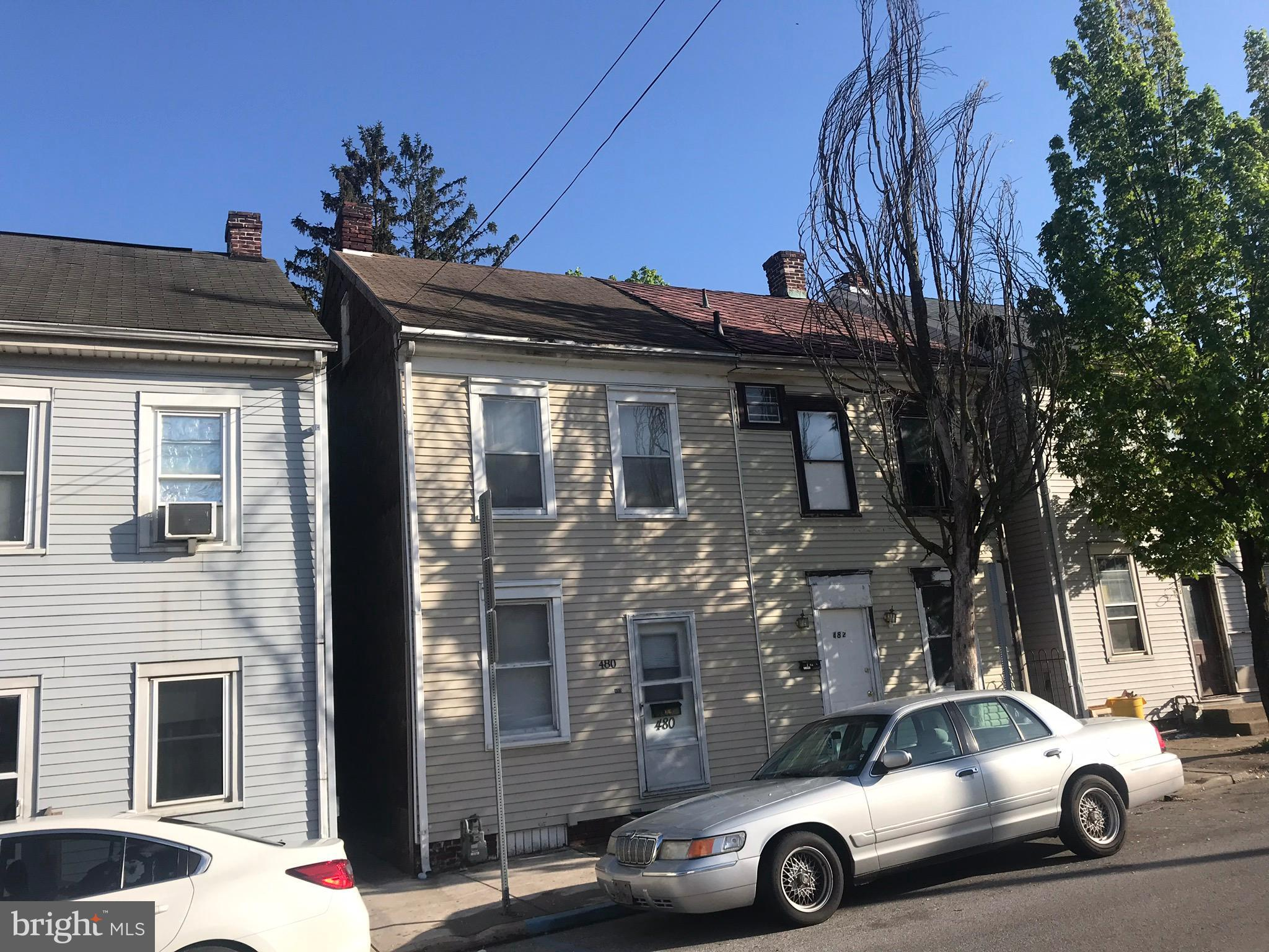 480 W PRINCESS STREET, YORK, PA 17401