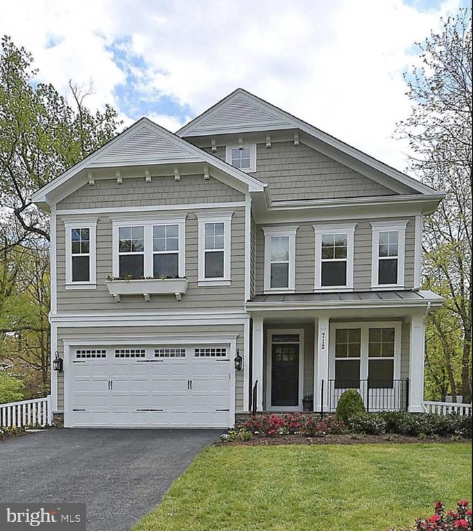 515  TIMBER LANE, Falls Church, Virginia