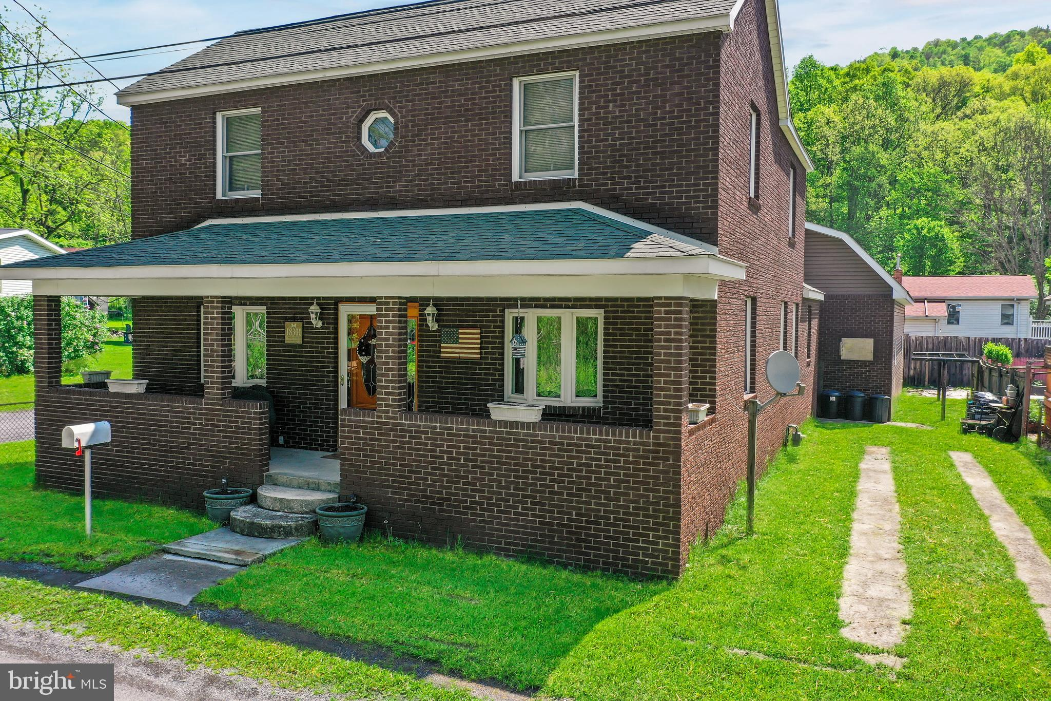 18300 MOSCOW STREET SW, BARTON, MD 21521