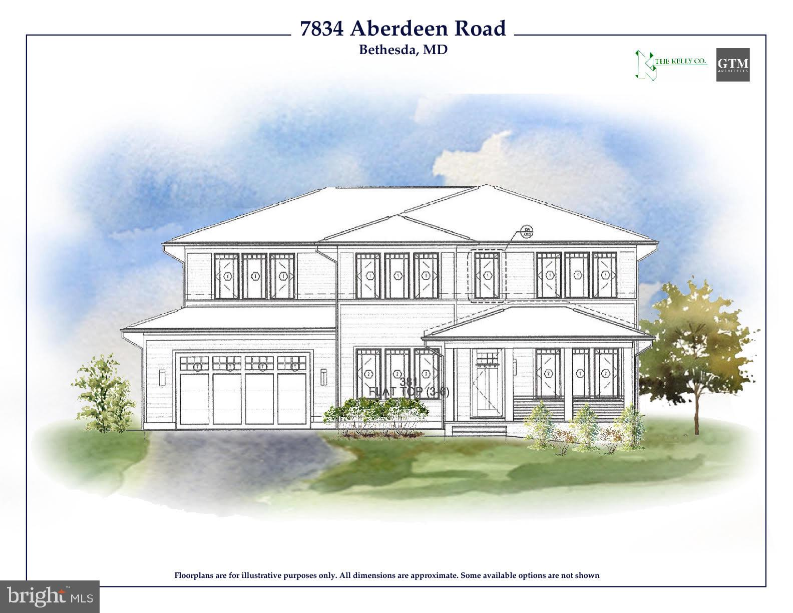 7834 ABERDEEN ROAD, BETHESDA, MD 20814