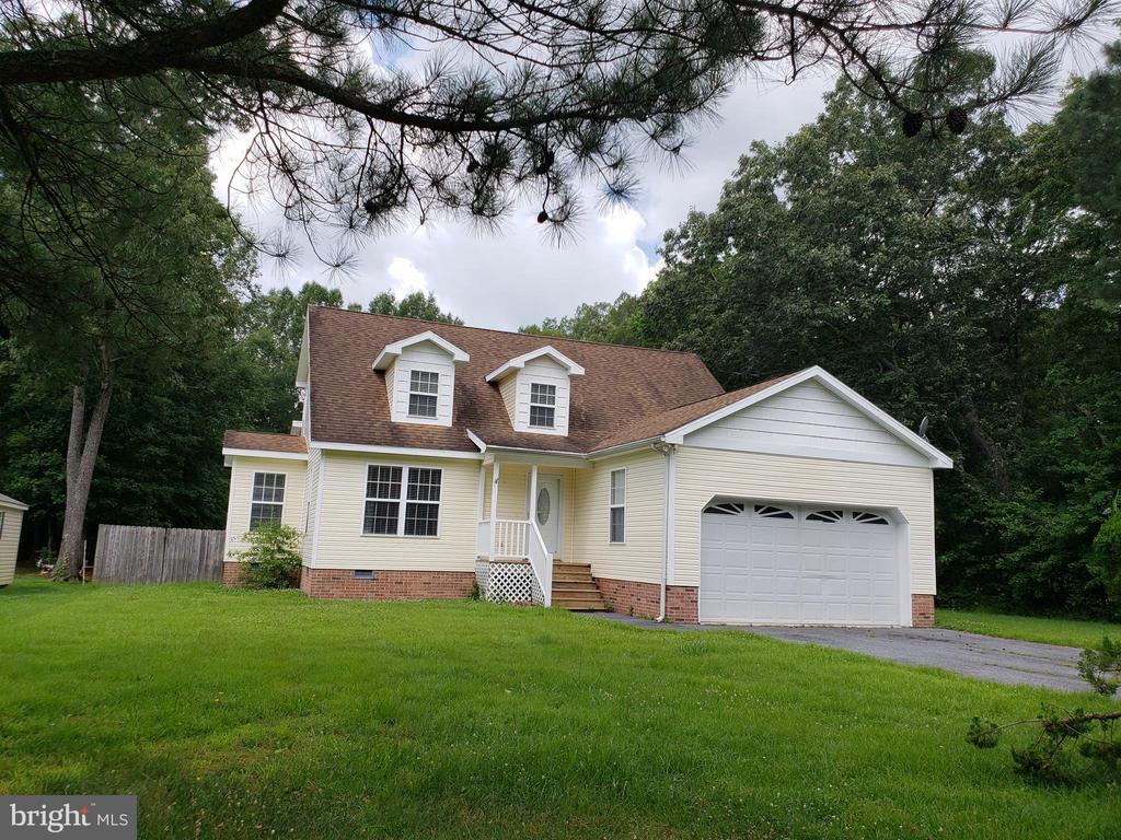 1926 CEDAR HALL RD, Pocomoke City MD 21851 - House for Sale