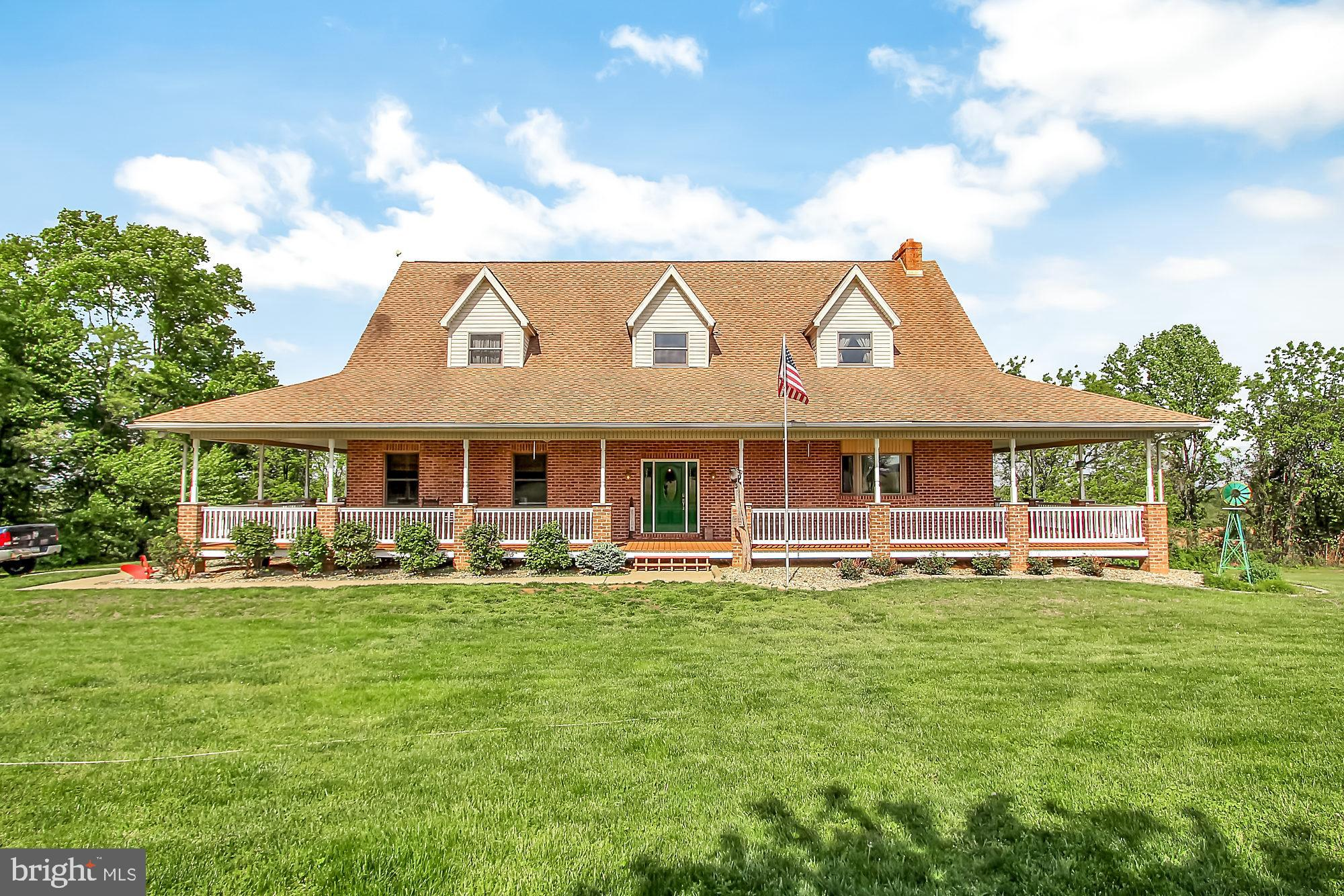 9185 HIGH ROCK ROAD, NEW PARK, PA 17352