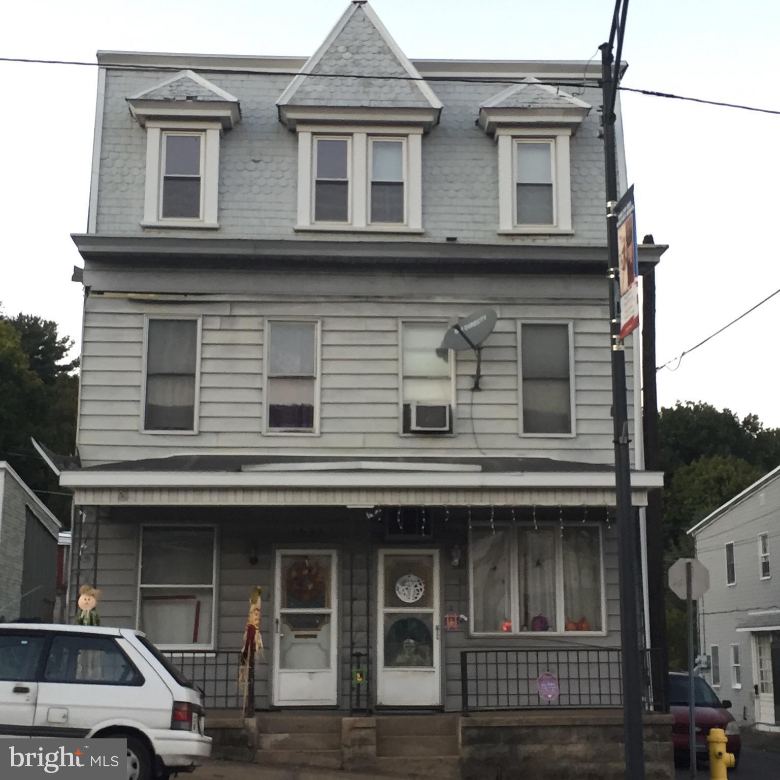 1601 Centre Street, Ashland, PA 17921