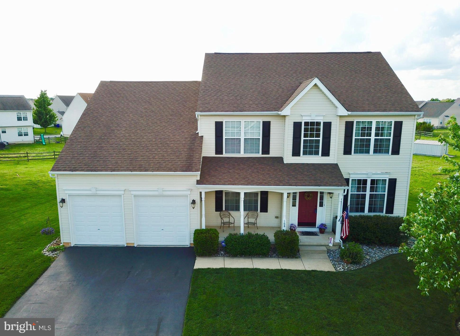 168 CHESAPEAKE LANE, CLAYTON, DE 19938