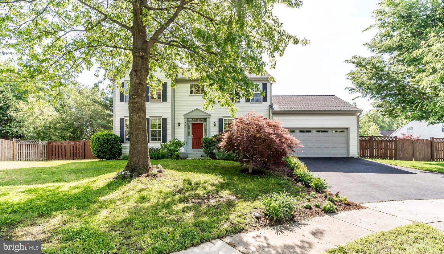 3104 Alma Ln, Bowie, MD Single Family Home Property Listing