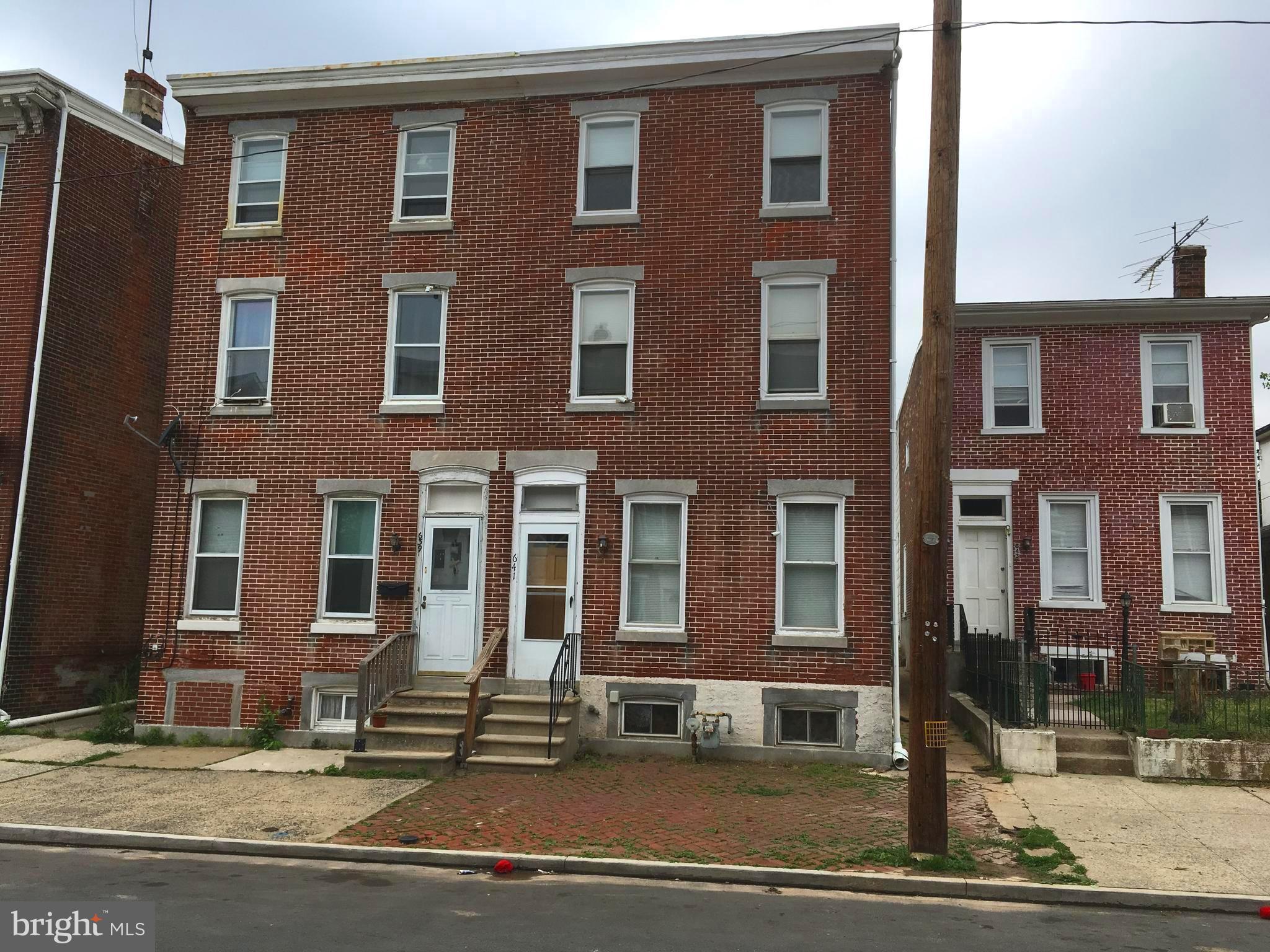 641 GEORGE STREET, NORRISTOWN, PA 19401