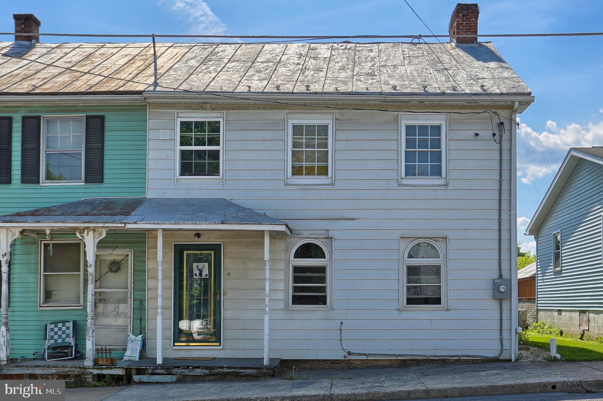 6 N HIGH STREET, NEWBURG, PA 17240
