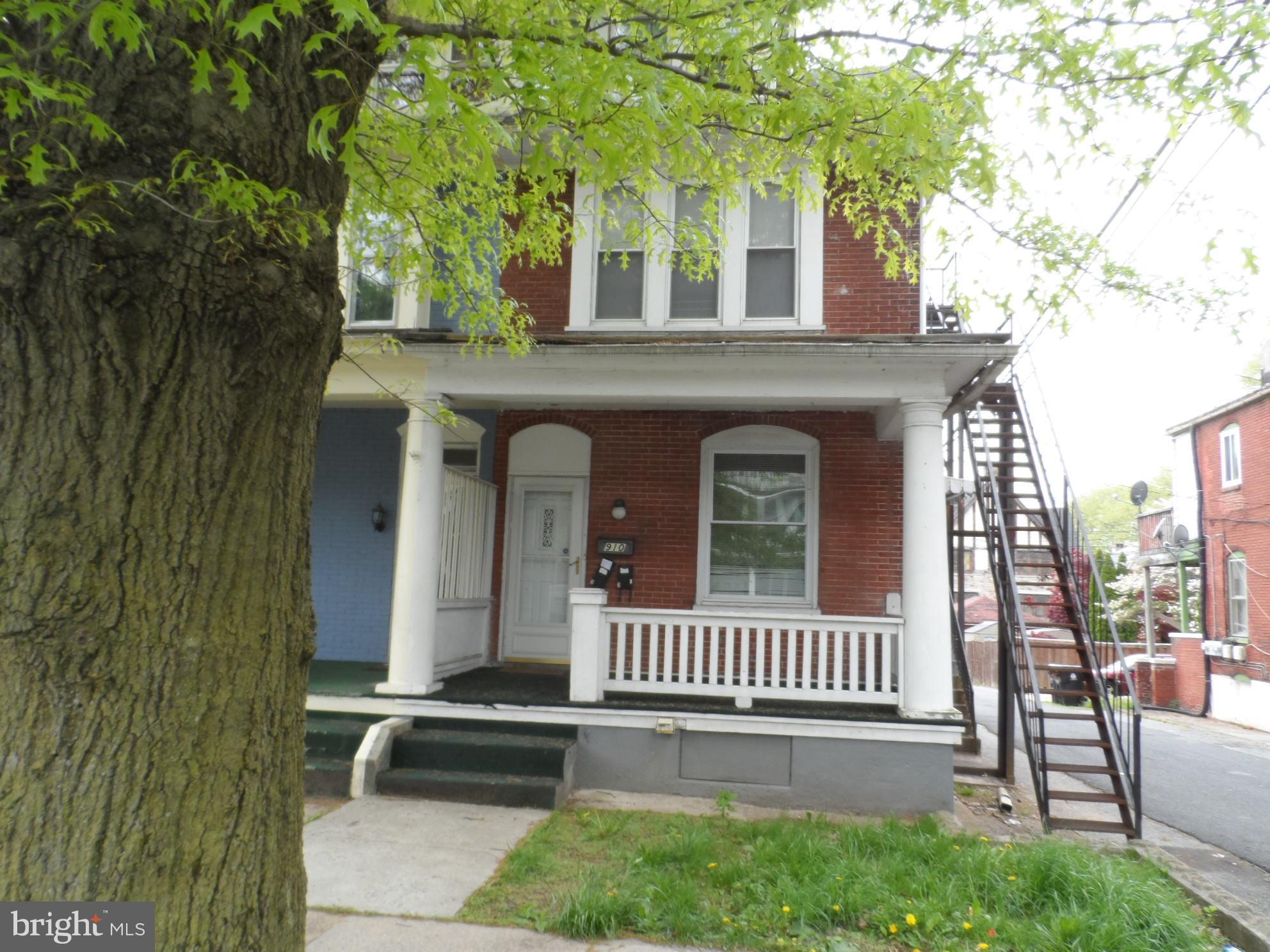 910 N 18TH STREET, HARRISBURG, PA 17103