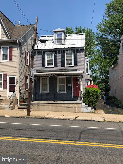 Spacious 4 bed 1.5 bath Holmesburg home with 3+ car parking. Located close to your major roadways and public transportation. Home sits on a large lot and has a 3 car detached garage. Property is perfect for an investor or handyman. Being sold as-is, please do not enter the garage.