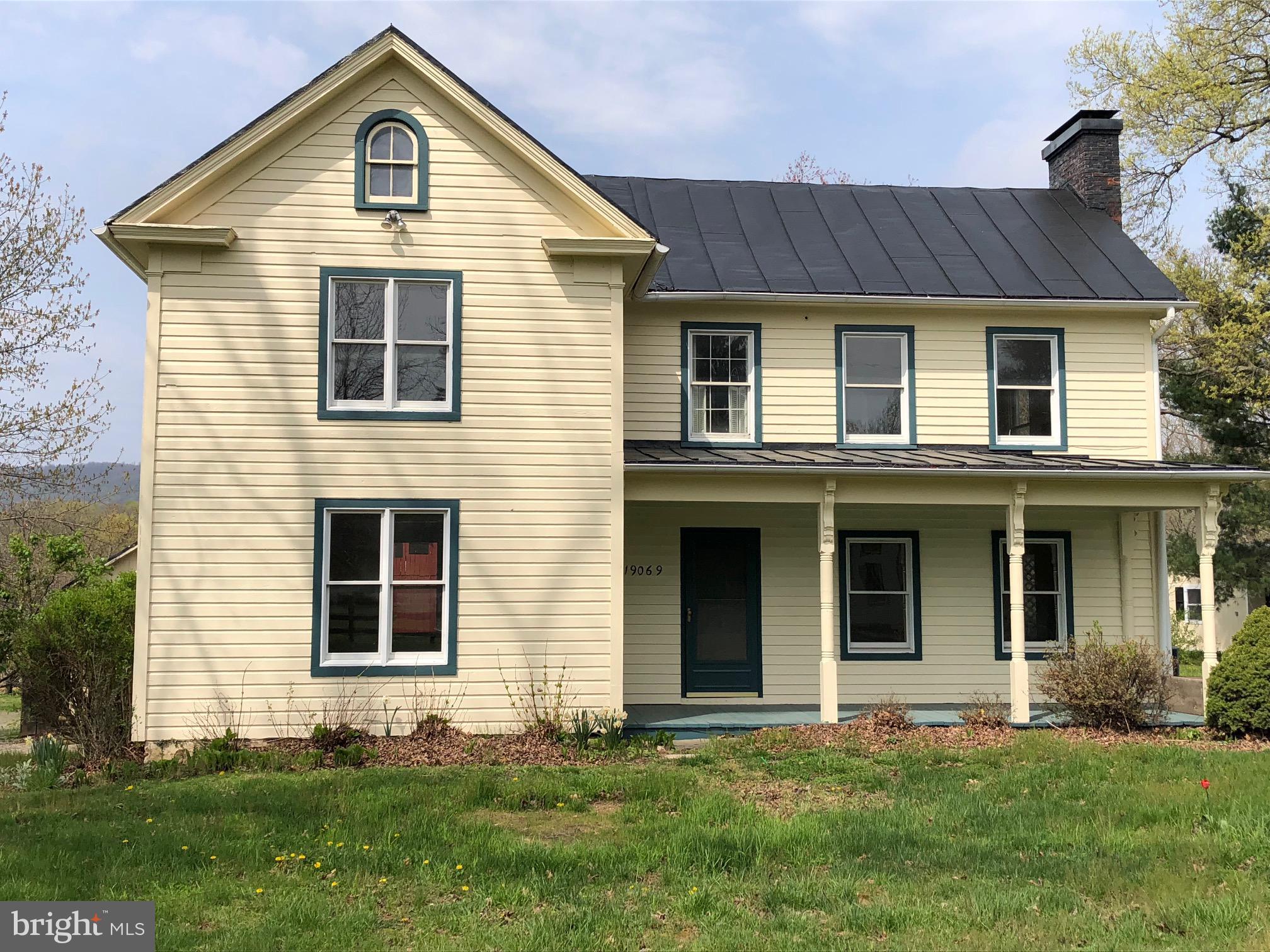 19069 YELLOW SCHOOLHOUSE ROAD, BLUEMONT, VA 20135