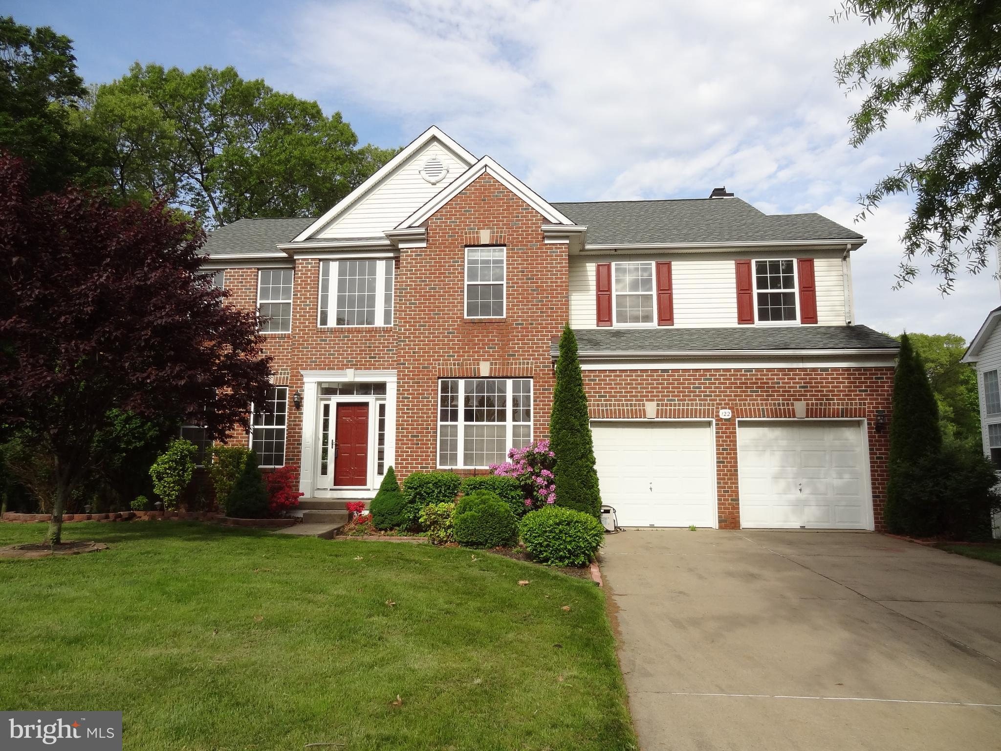122 FAIRBROOK DRIVE, BORDENTOWN, NJ 08505
