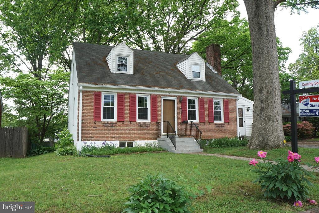 16  PEONY DRIVE, Gaithersburg in MONTGOMERY County, MD 20877 Home for Sale