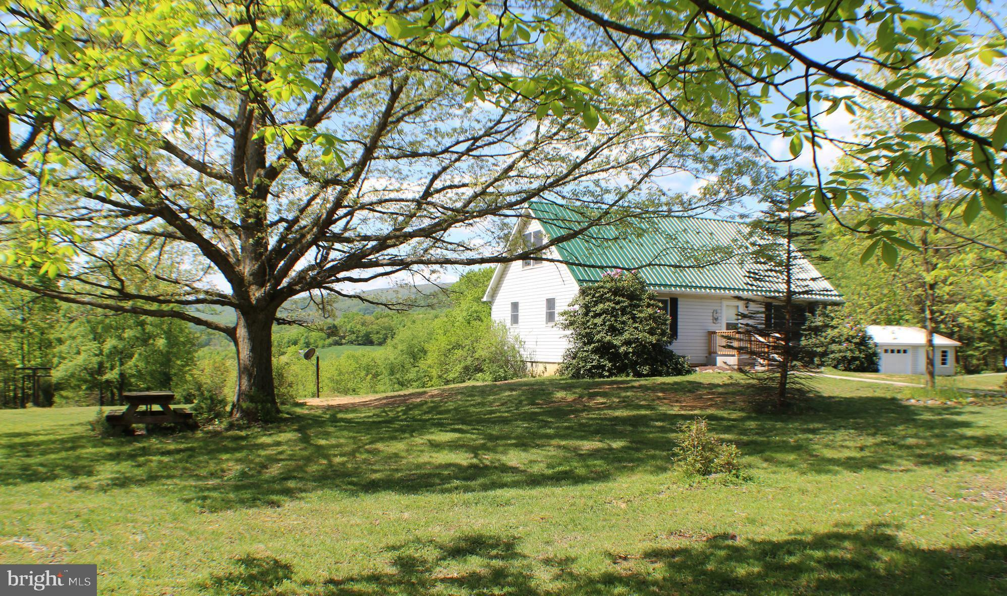 124 SHEPHERDS LANE, MAYSVILLE, WV 26833