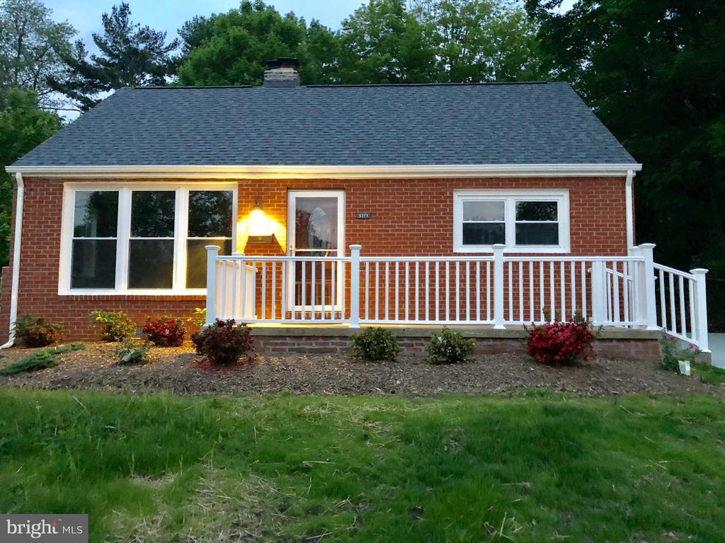 One of Falls Church 4 Bedroom Homes for Sale at 3111  ANNANDALE ROAD