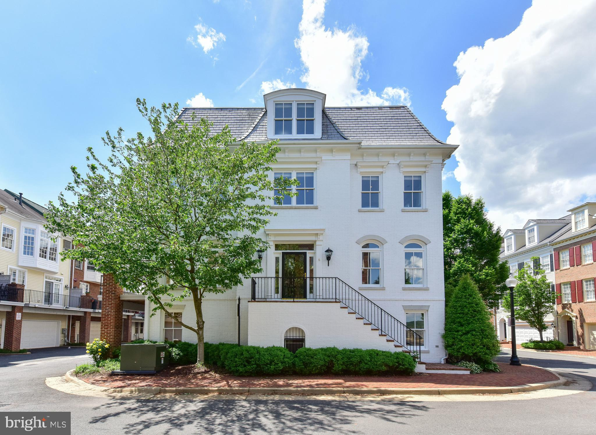 Welcome to today's hallmark of luxury living in this beautiful end-unit townhome with enchanting Potomac River views on two sides!  Just steps to the scenic water front, this east facing Royal model with abundant natural light at Ford's Landing offers a premium vista in a serene upscale waterfront neighborhood in the picturesque southeast quadrant of Old Town Alexandria as well as the sought after Lyles Crouch school district.  Elegant interior showcases delightful river views on all levels and many attractive features throughout including a large kitchen with breakfast area opening to a cheerful deck with sunny southern exposure, a private and expansive whole level master suite and a spacious two-car garage.  Say hello to gorgeous sunrise on the Potomac and take a leisurely walk to the vibrant downtown marina with water taxi services to Georgetown, Wharf in DC, National Harbor and stadiums across the river to watch the Nationals and D.C United play.  Come celebrate your arrival at this pinnacle of an enviable life in Old Town surrounded by green space galore from the historic Windmill Hill/Potomac View Park to Jones Point Park and yet just an easy stroll to King St. destinations including unique boutiques, fun shops, popular eateries, high end hotels and restaurants.  Cheers to your fabulous new home by the river at 6 Keiths Lane!