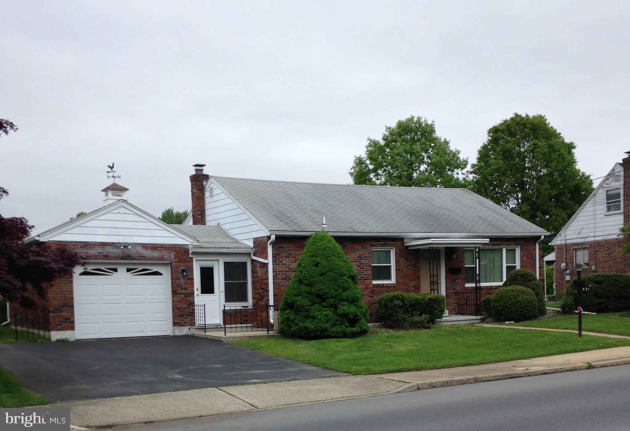 631 HARRISON STREET, EMMAUS, PA 18049
