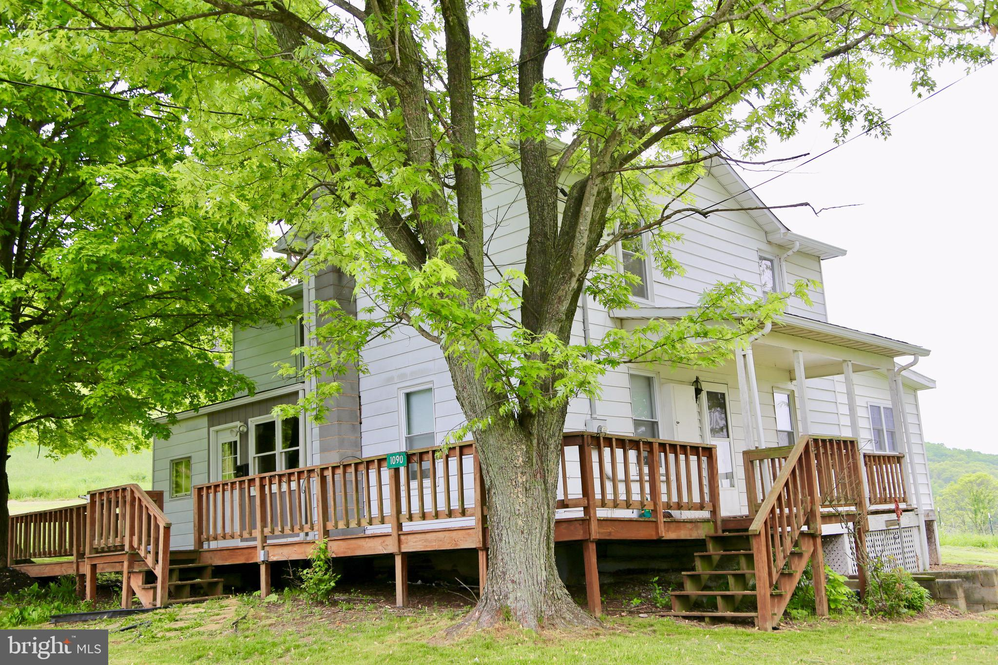 1090 LUTHER HEISHMAN ROAD, BAKER, WV 26801