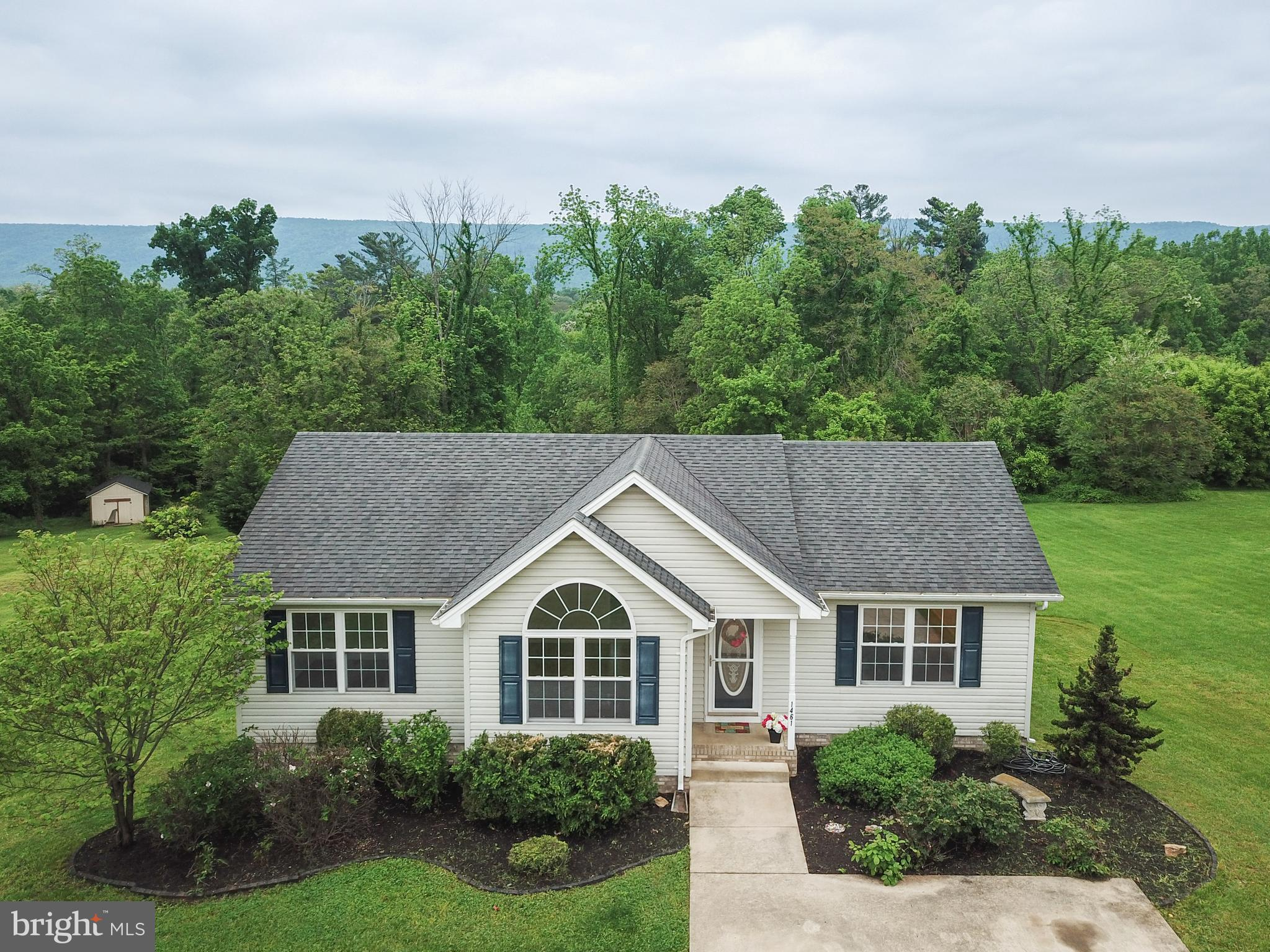 1461 COUNTRY BROOK ROAD, TOMS BROOK, VA 22660