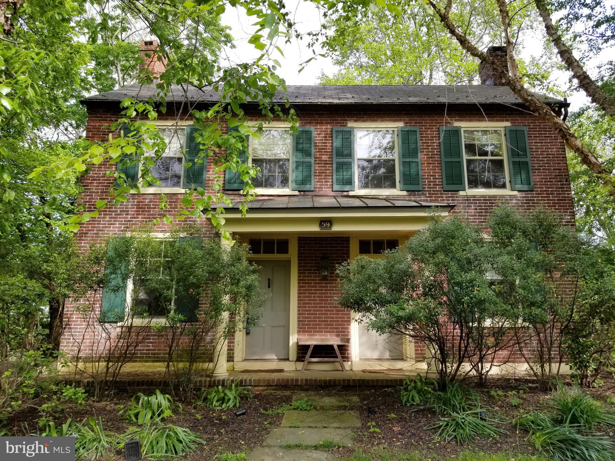59 Headquarters Road, Erwinna, PA 18920