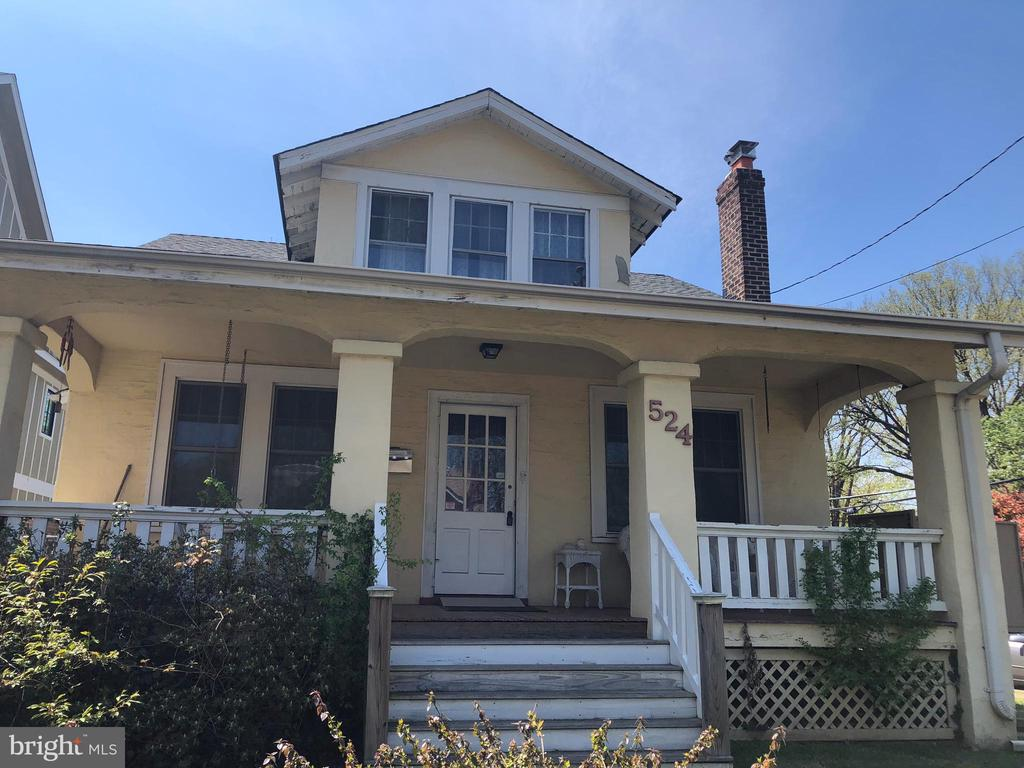 "Fabulous opportunity in prime Ashton Heights location. Blocks to Clarendon. Property being sold ""As is"" by family Trustee. Classic 1920's bungalow on corner lot. Family room addition and updated kitchen and main floor bath. High ceilings, gracious room sizes, original hardwoods,"