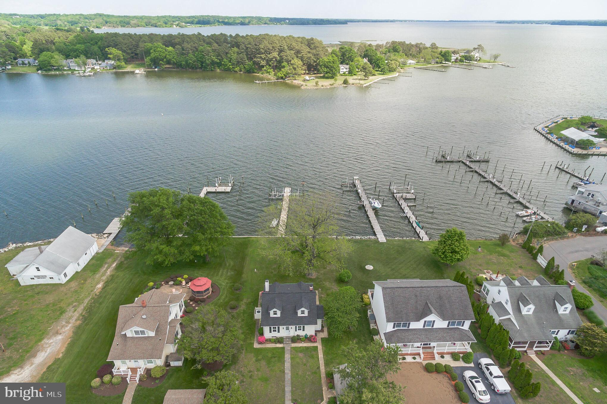 3918  &  3916 OYSTER HOUSE ROAD, BROOMES ISLAND, MD 20615