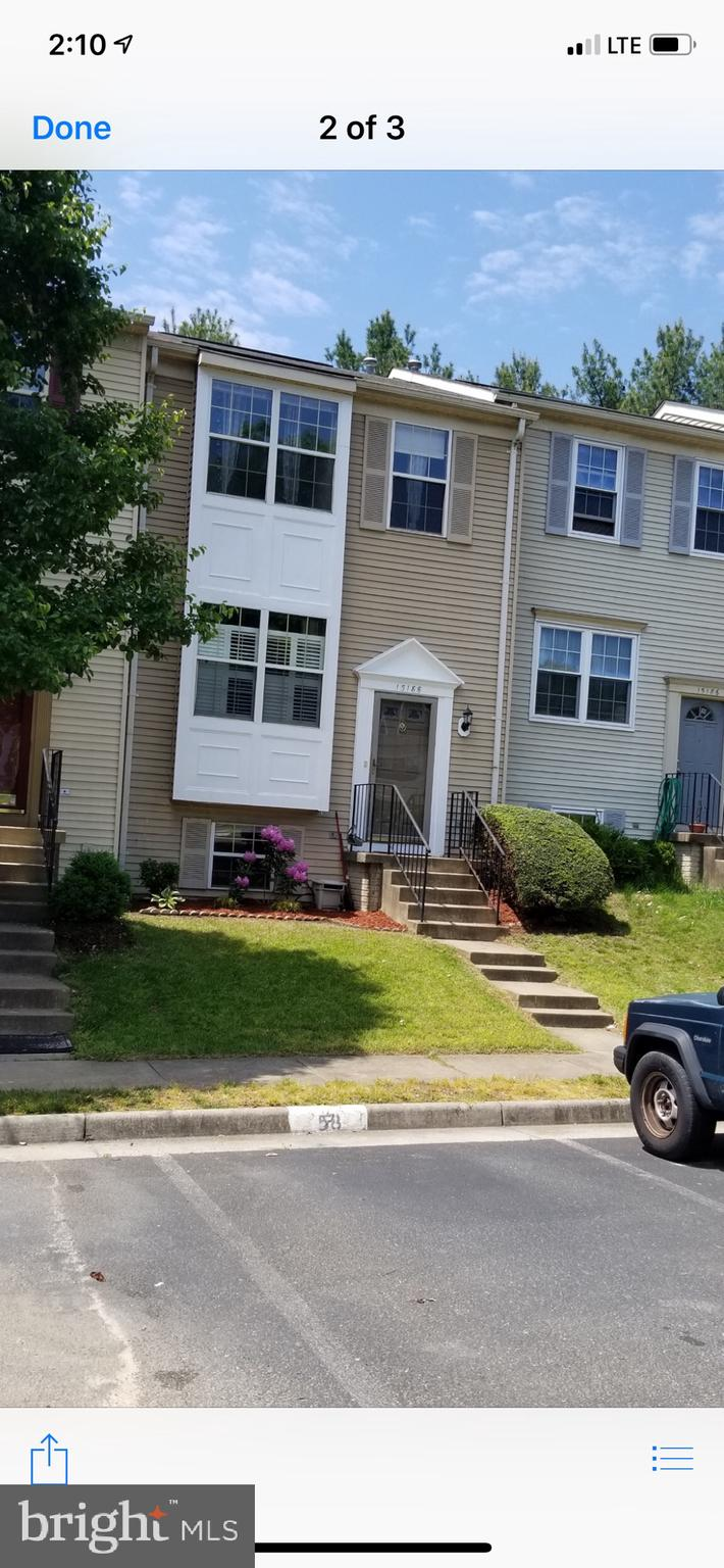 RENOVATED HOME in a Delightful  Community. Short / Quick drive to I-95. UPGRADED 3 LEVEL TOWNHOUSE * UPGRADED KITCHEN WITH STAINLESS STEEL APPLIANCES / GRANITE COUNTER TOPS AND UPDATED FLOORING * HARDWOOD FLOORS IN THE FOYER AND KITCHEN, WOOD BURNING FIREPLACE *3 UPDATED FULL BATHS * FINISHED LOWER LEVEL WITH  W/W CARPET * LARGE REC. ROOM / FULL BATH * STORAGE AREA * LARGE DECK OVERLOOKS FENCED BACK YARD WITH SHED * CONVENIENT LOCATION * MINUTES TO SCHOOLS, SHOPPING AND MAJOR COMMUTER ROUTES OF ROUTE 1 AND INTERSTATE 95 **