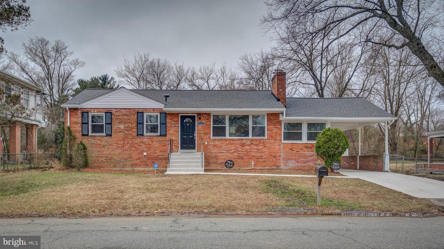 6007 CABLE AVENUE, SUITLAND, MD 20746