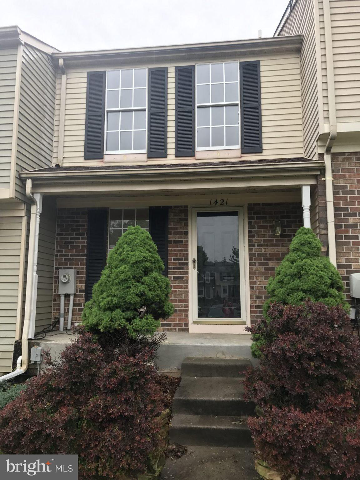 1421 TARRAGON COURT, BELCAMP, MD 21017