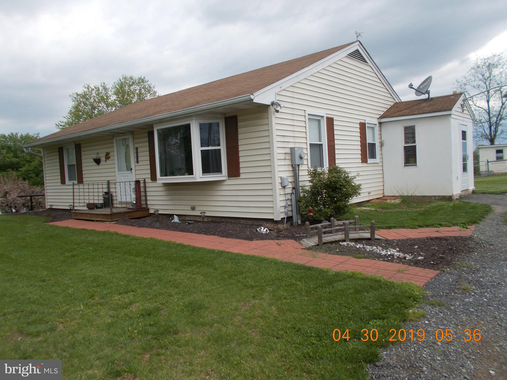14824 HICKSVILLE ROAD, CLEAR SPRING, MD 21722