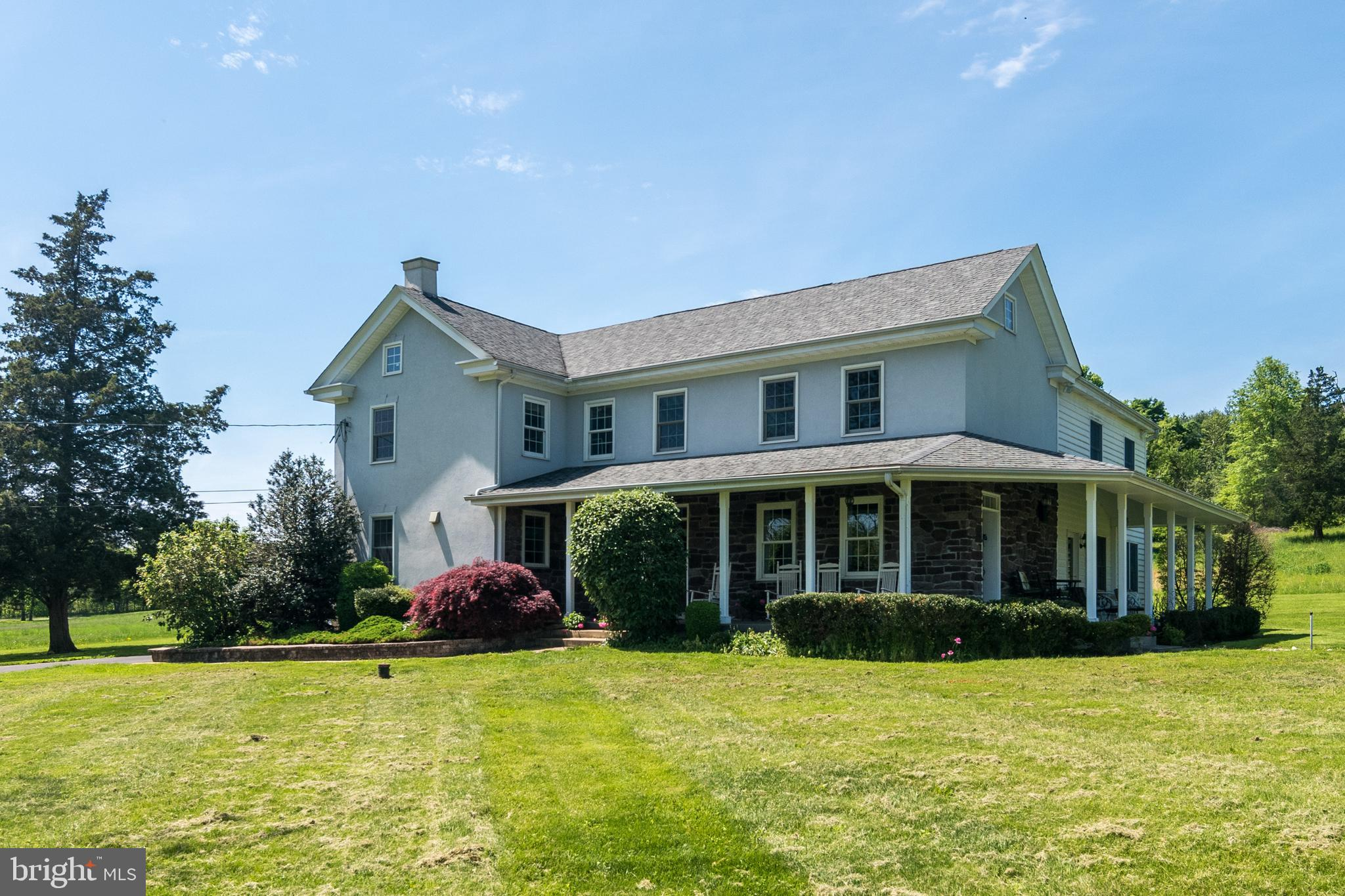 3524 FARM SCHOOL ROAD, OTTSVILLE, PA 18942