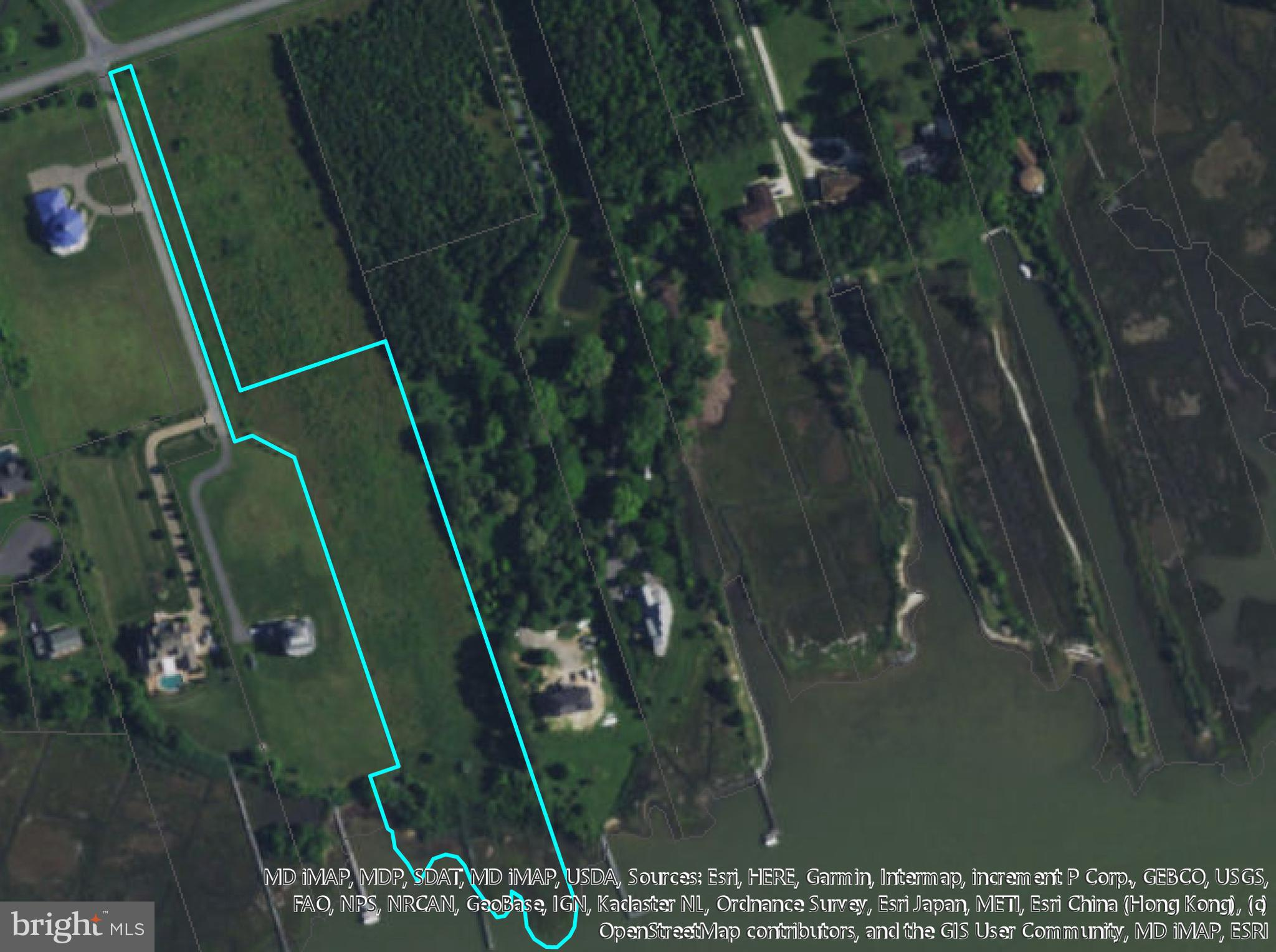 Lot 2A S POINT ROAD, OCEAN CITY, MD 21842