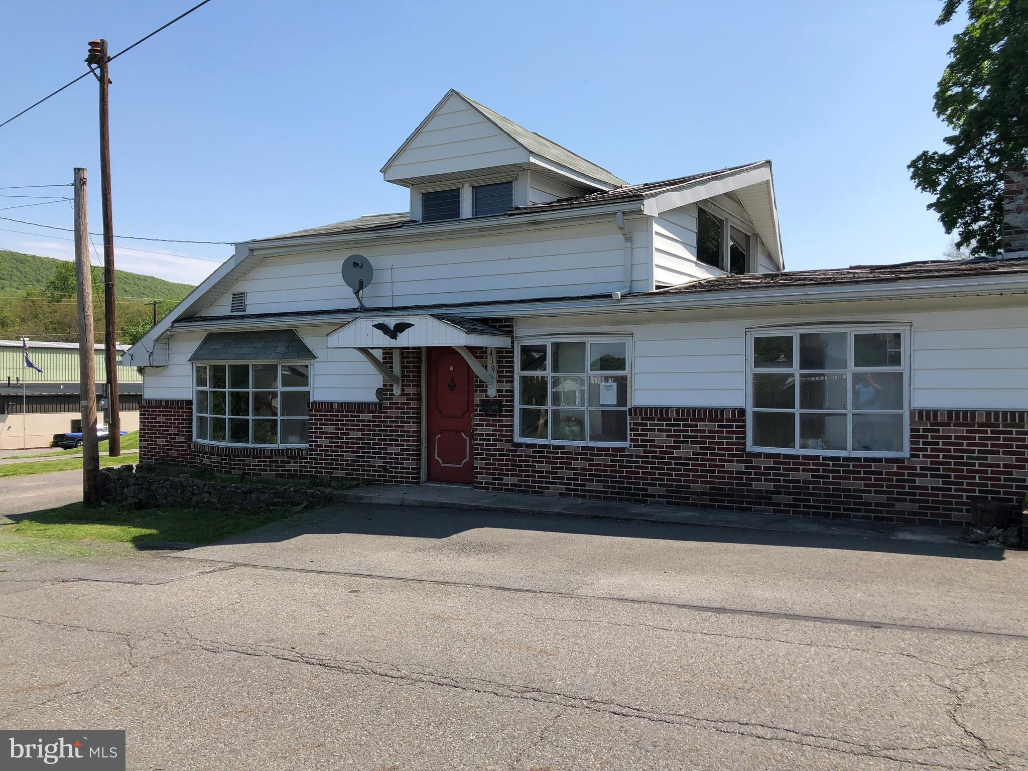 419 CHESTNUT STREET, LYKENS, PA 17048