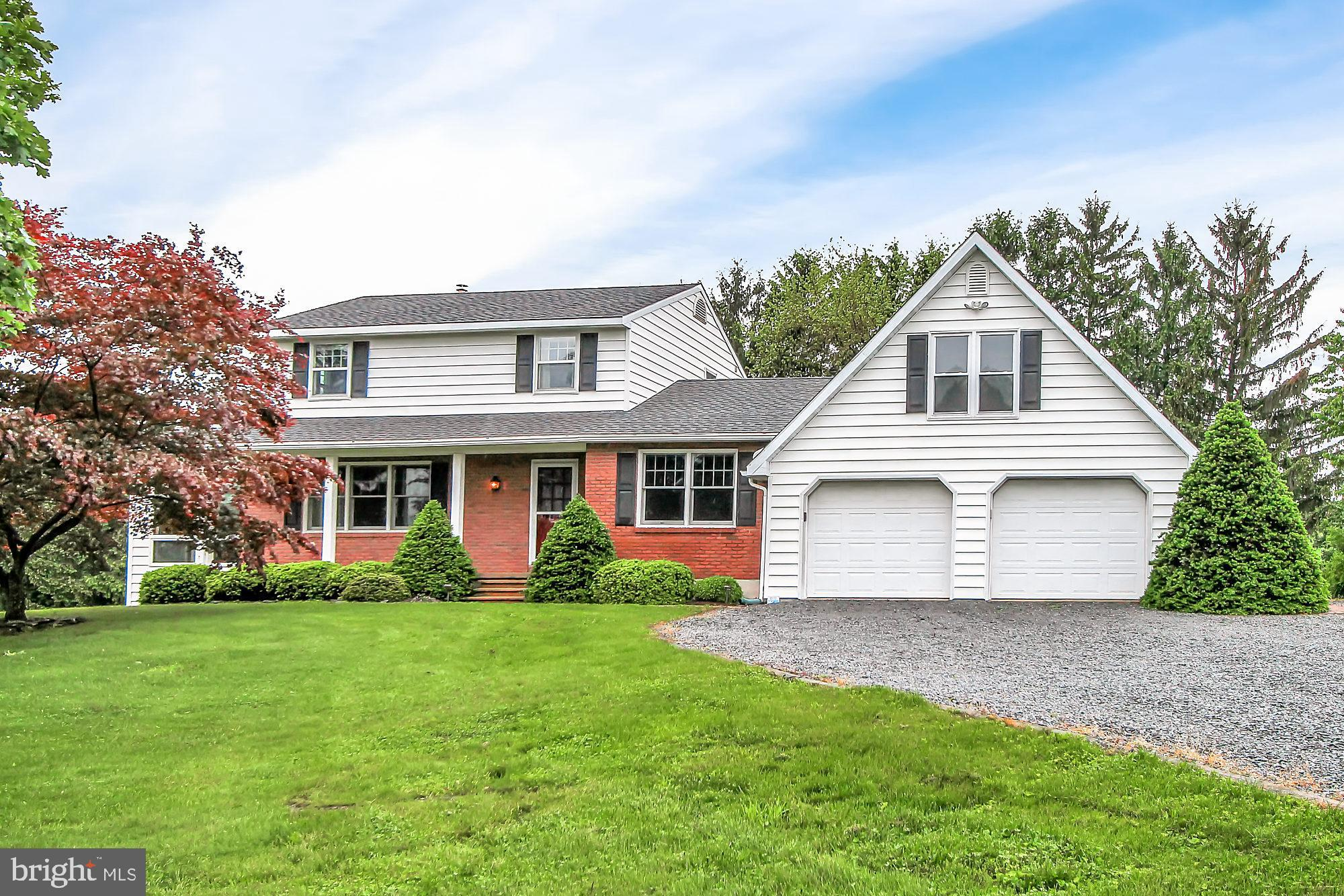 264 INDIAN TRAIL ROAD, MOHRSVILLE, PA 19541