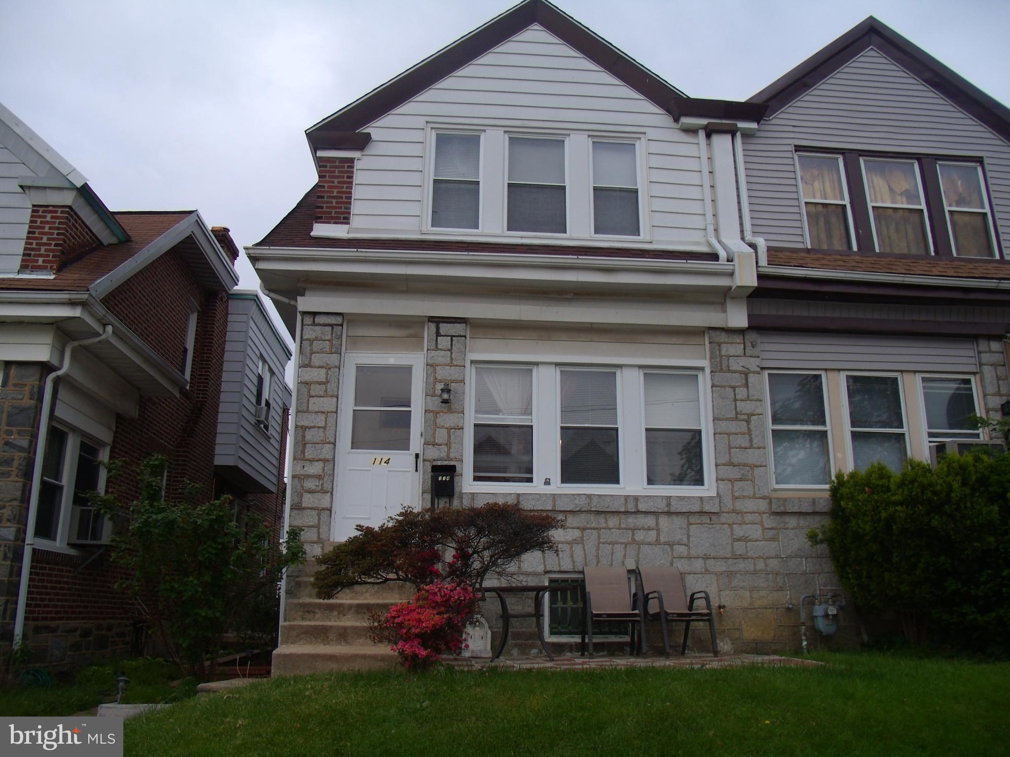 114 HIGH STREET, SHARON HILL, PA 19079
