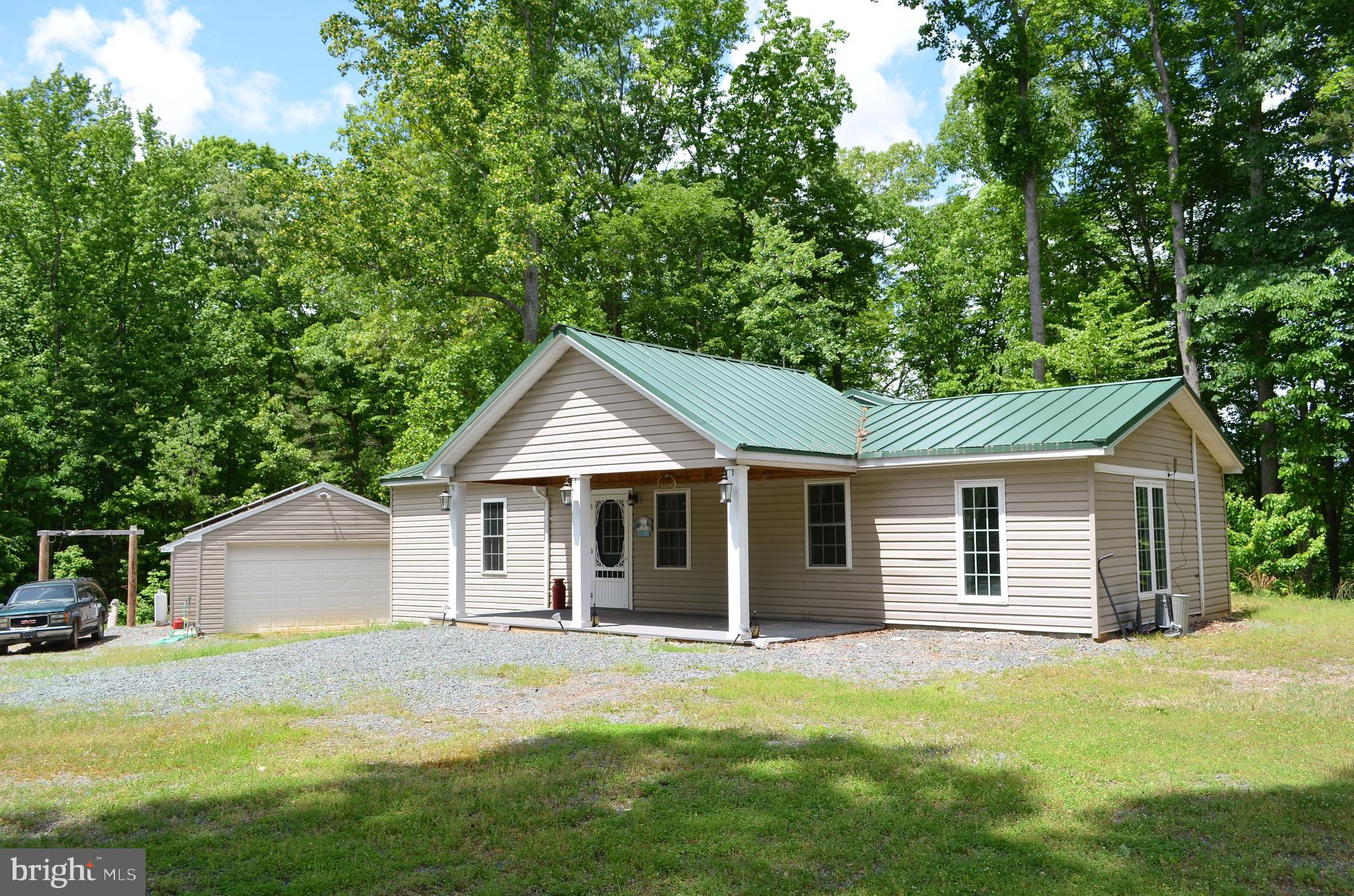 974 RED HILL TRAIL, GORDONSVILLE, VA 22942