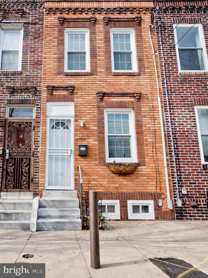 607 Fernon Street Philadelphia, PA 19148