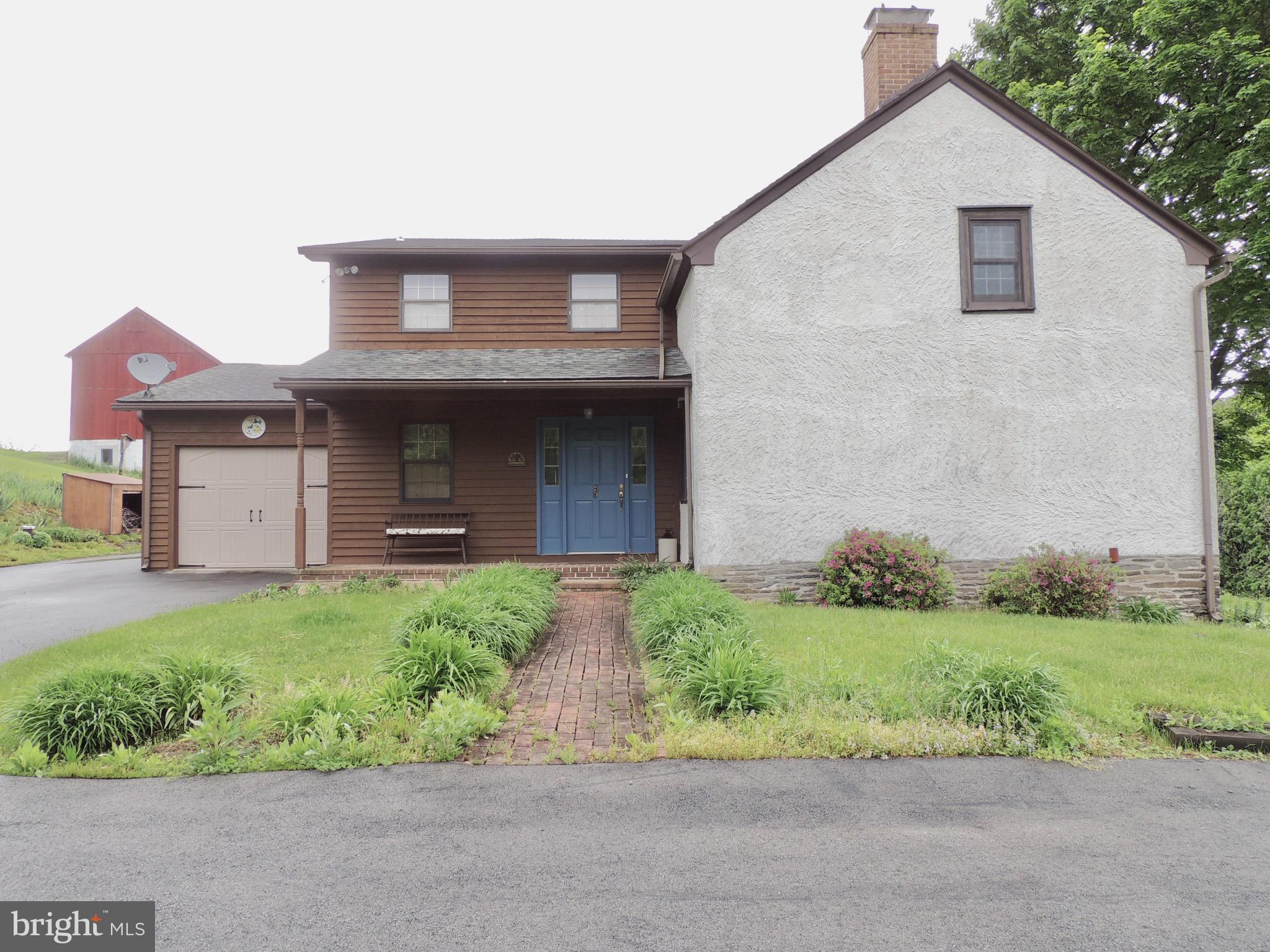 7599 CARPET ROAD, NEW TRIPOLI, PA 18066