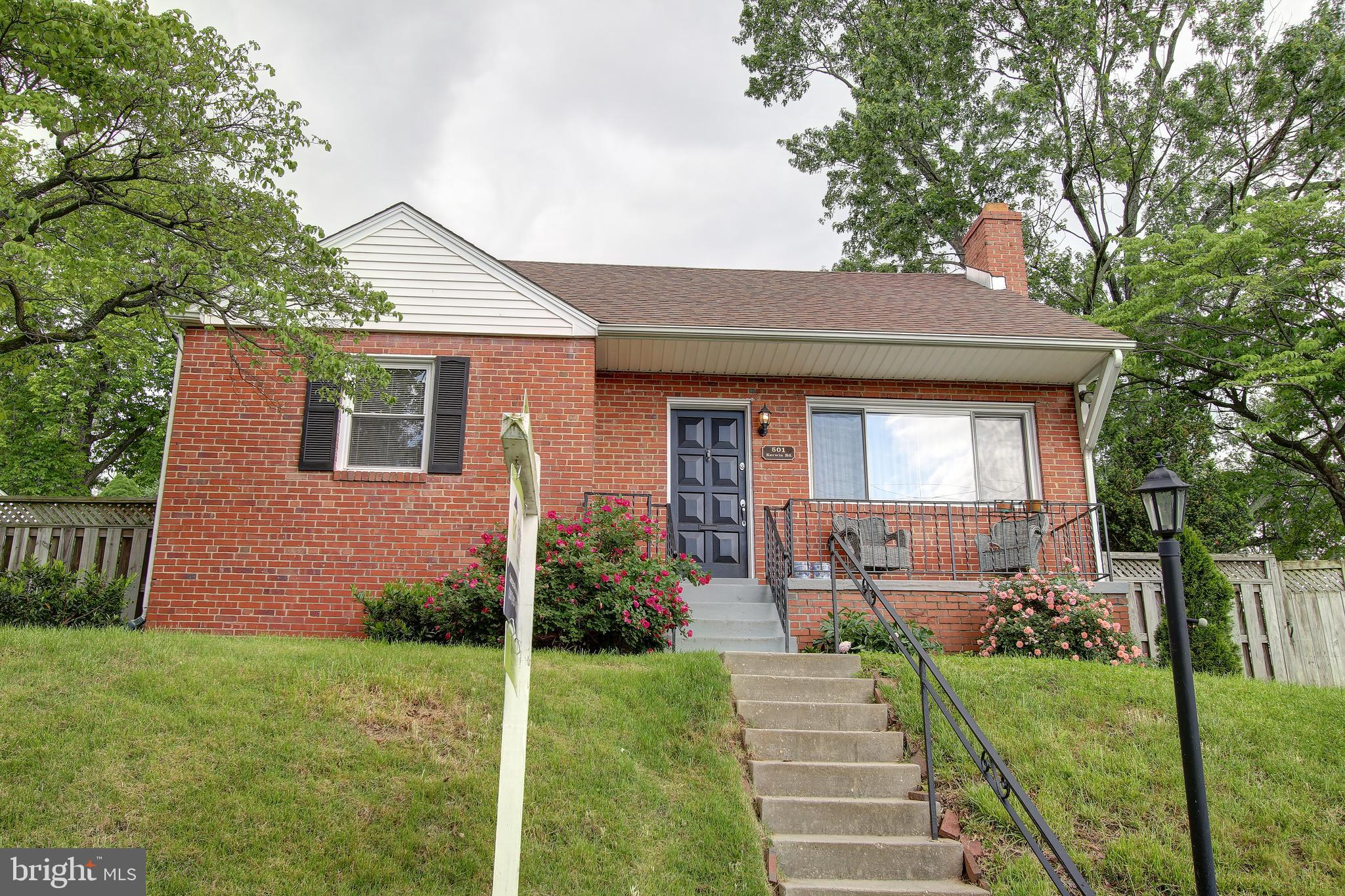 501 KERWIN ROAD, SILVER SPRING, MD 20901