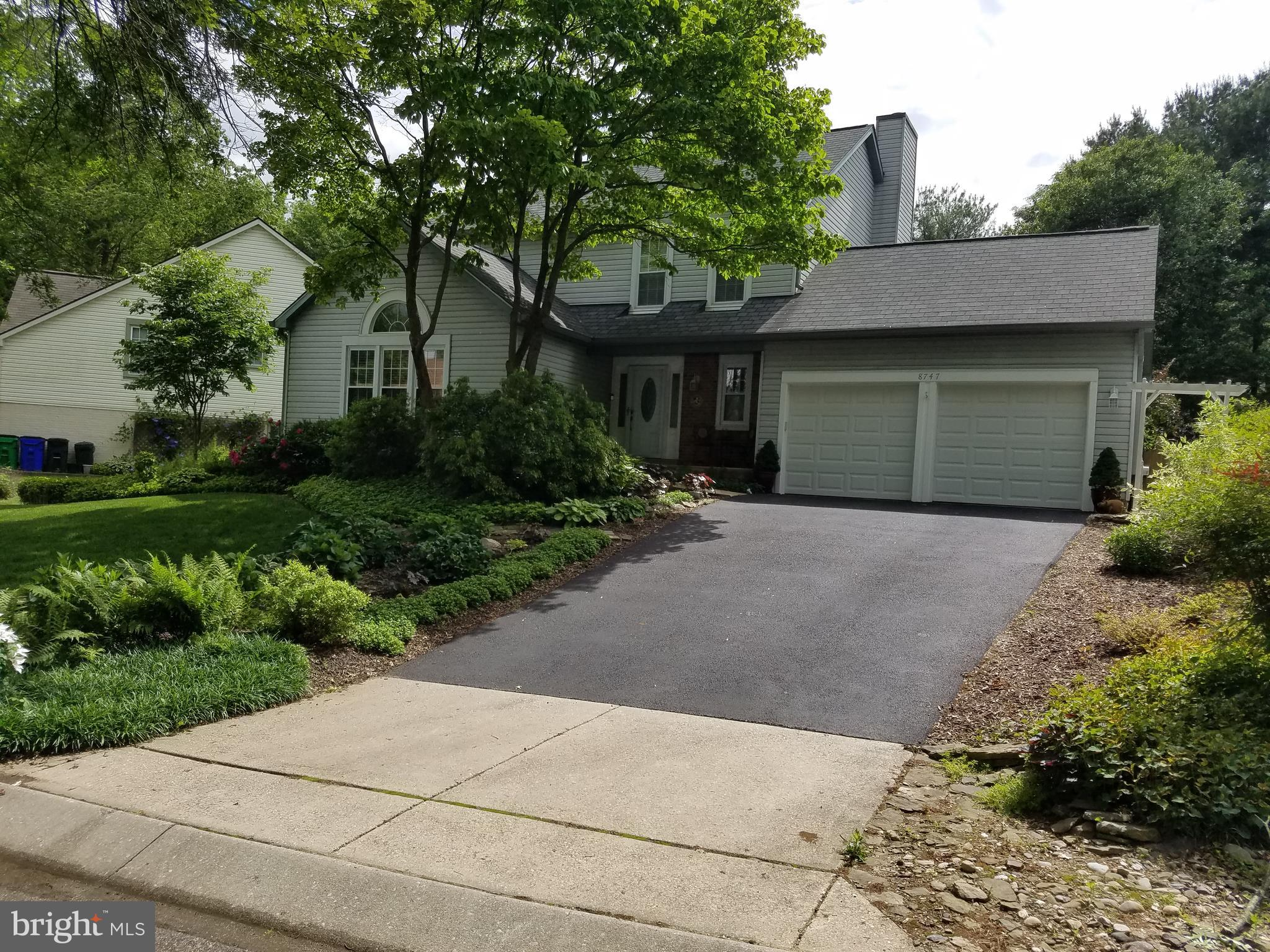 8747 CARRIAGE HILLS DRIVE, COLUMBIA, MD 21046