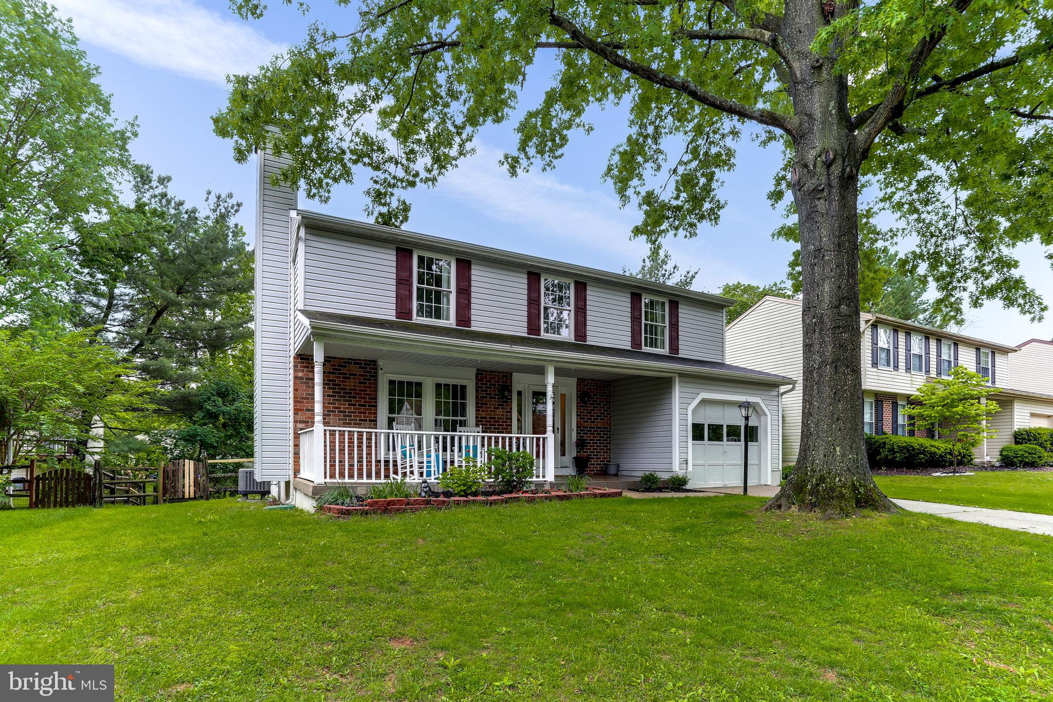 8046 ANDIRON LANE, JESSUP, MD 20794