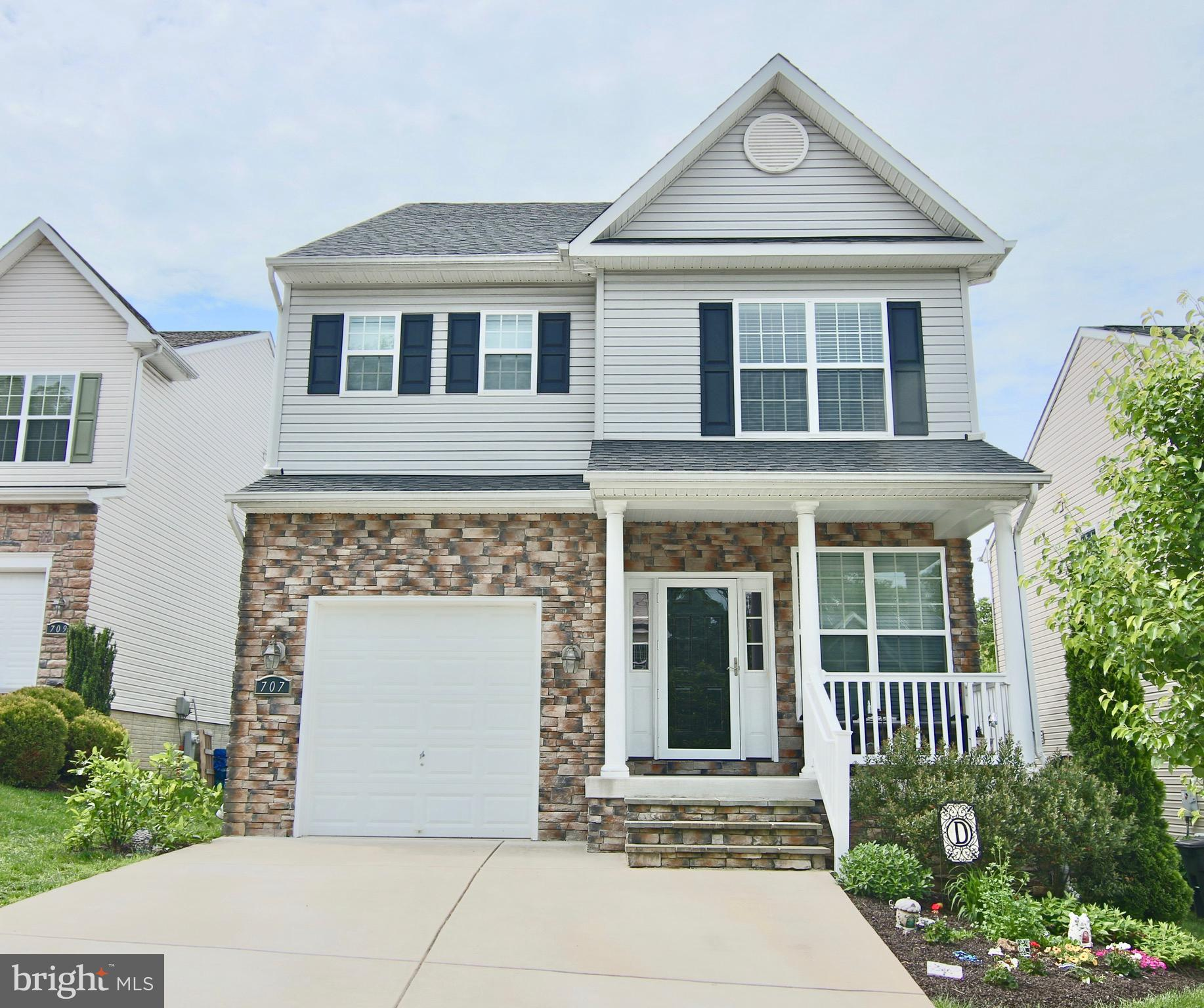 707 CRAWFORDS KNOLL COURT, ODENTON, MD 21113