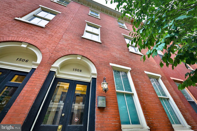 1508 Mount Vernon Street #2F Philadelphia, PA 19130