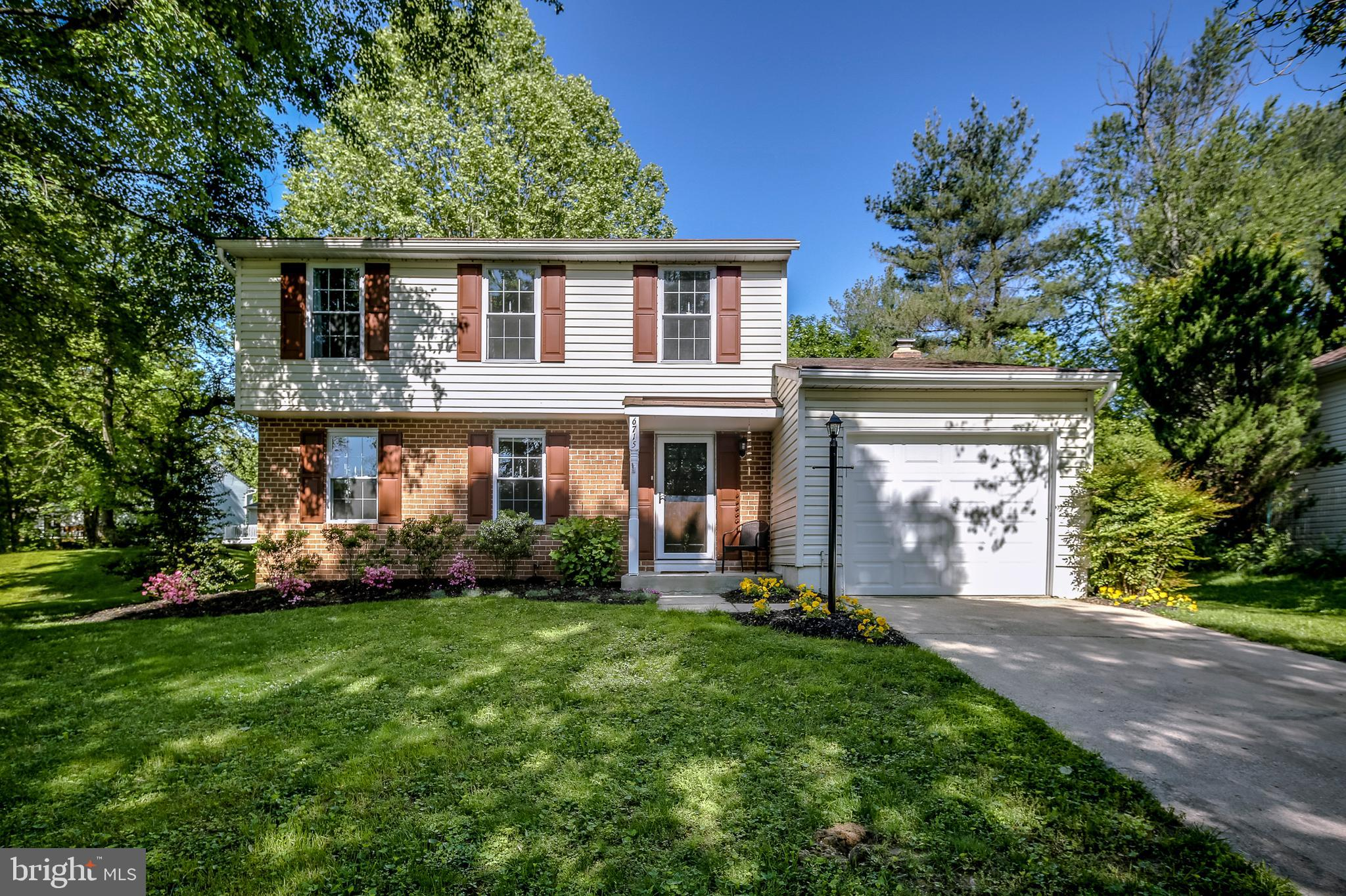 6715 BUSHRANGER PATH, COLUMBIA, MD 21046