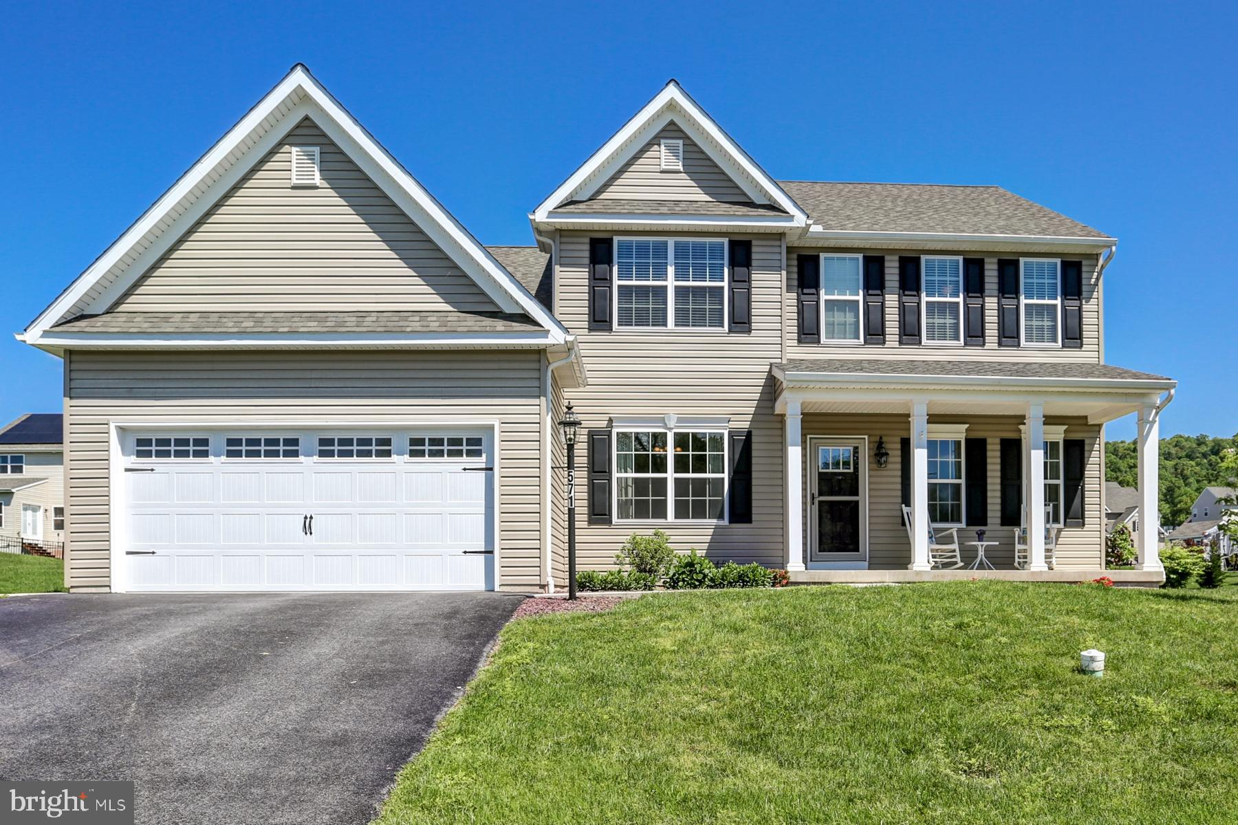 571 YATES FORD ROAD, ETTERS, PA 17319