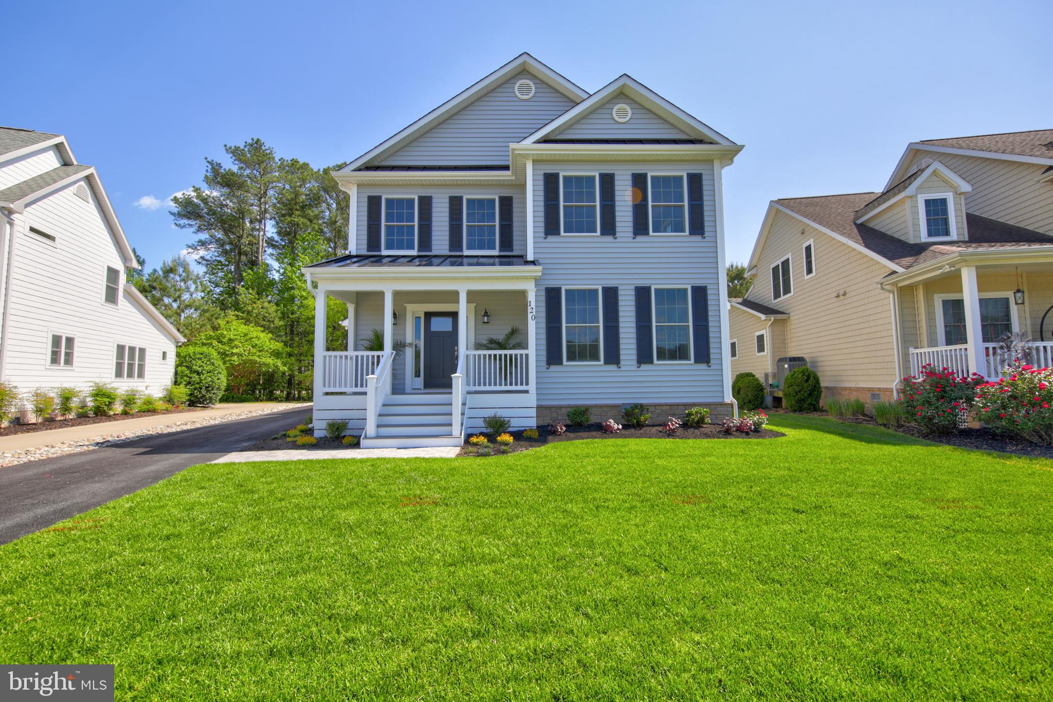 120 PARK SIDE CIRCLE, BERLIN, MD 21811