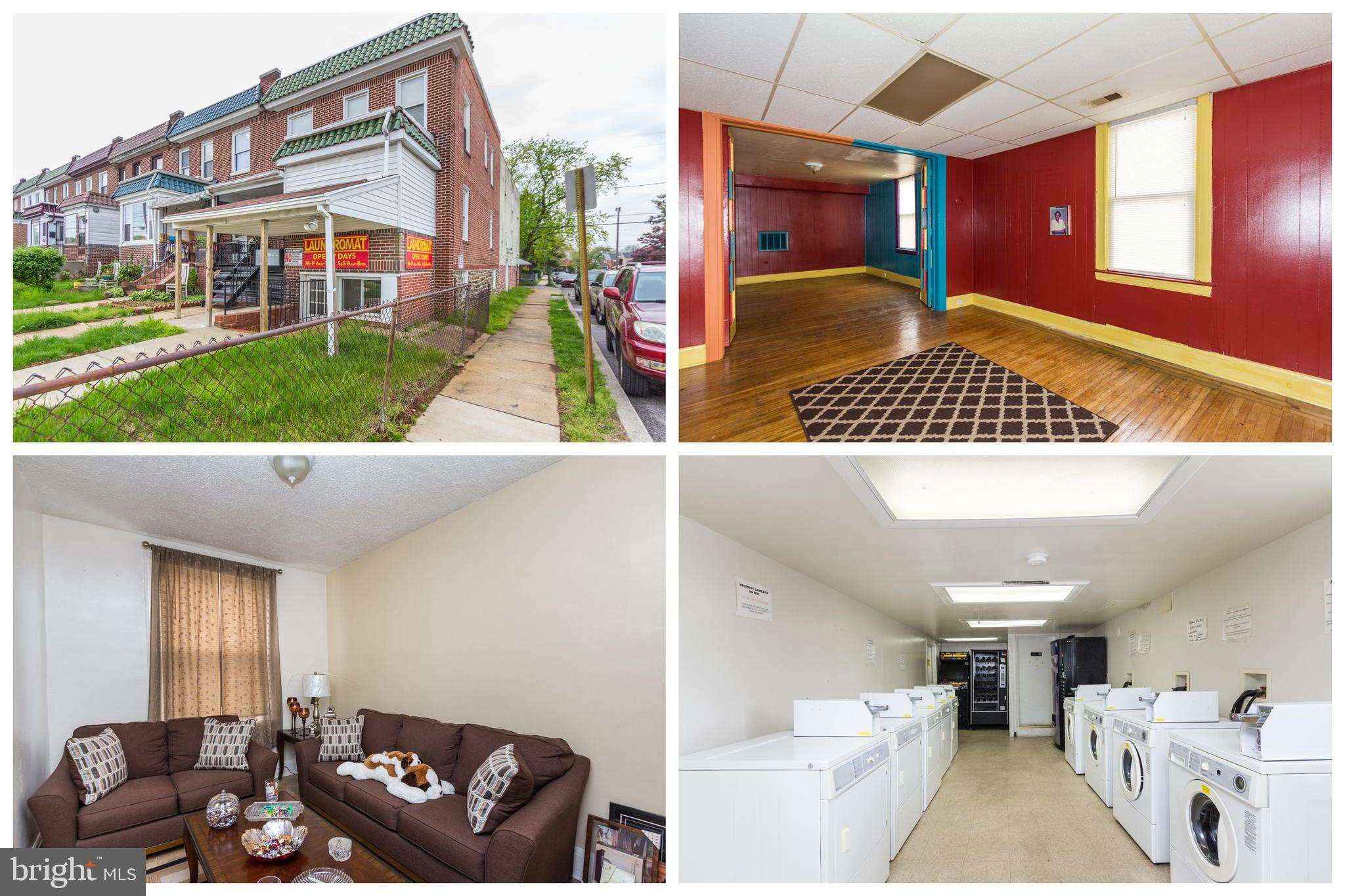 5418 Reisterstown Road, Baltimore, MD 21215
