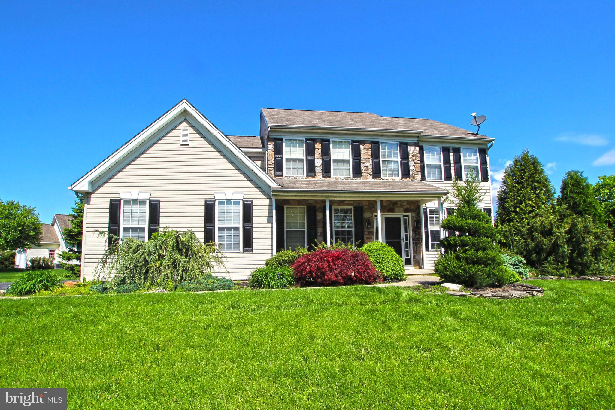 1760 BLOSSOM HILL ROAD, EASTON, PA 18040
