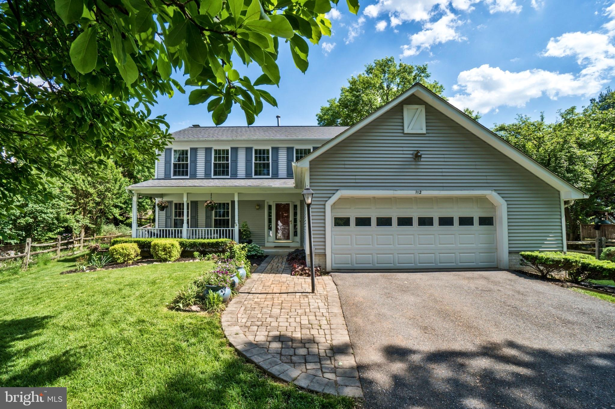 112 PEMBROOKE VIEW LANE, GAITHERSBURG, MD 20877